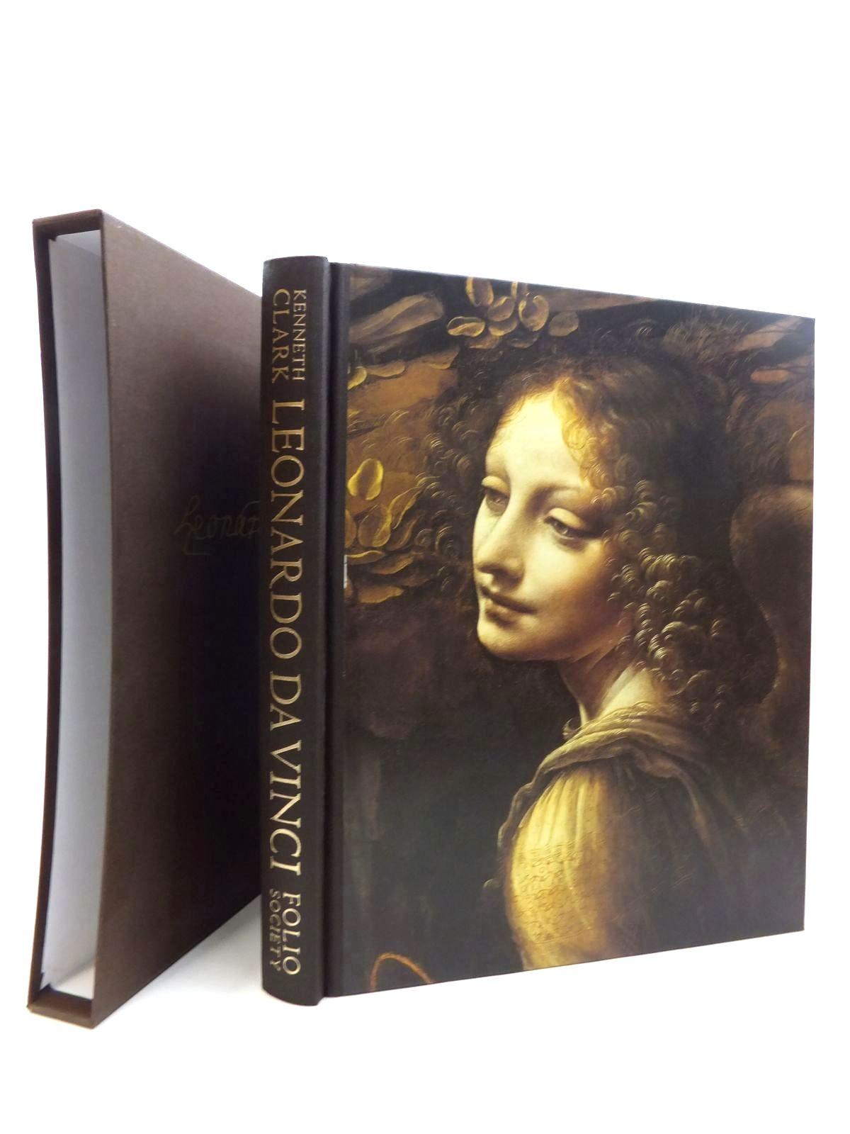 Photo of LEONARDO DA VINCI written by Clark, Kenneth illustrated by Da Vinci, Leonardo published by Folio Society (STOCK CODE: 1609628)  for sale by Stella & Rose's Books