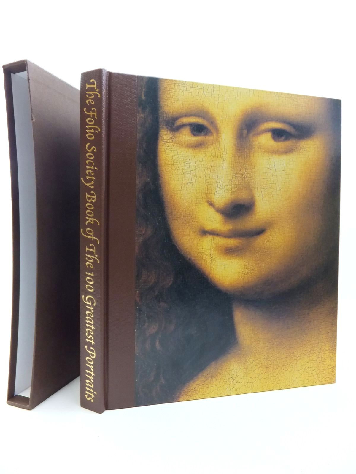 Photo of THE FOLIO SOCIETY BOOK OF THE 100 GREATEST PORTRAITS written by Bailey, Martin published by Folio Society (STOCK CODE: 1609630)  for sale by Stella & Rose's Books