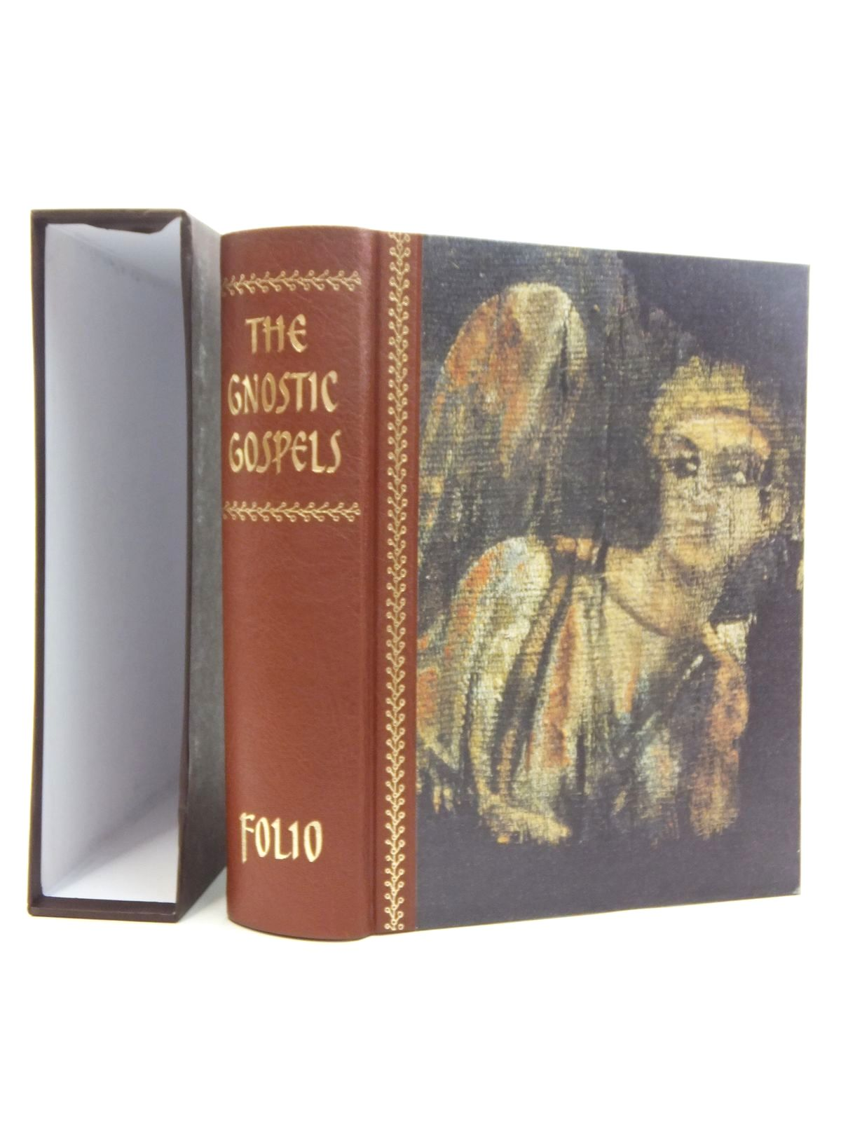 Photo of THE GNOSTIC GOSPELS written by Meyer, Marvin published by Folio Society (STOCK CODE: 1609669)  for sale by Stella & Rose's Books