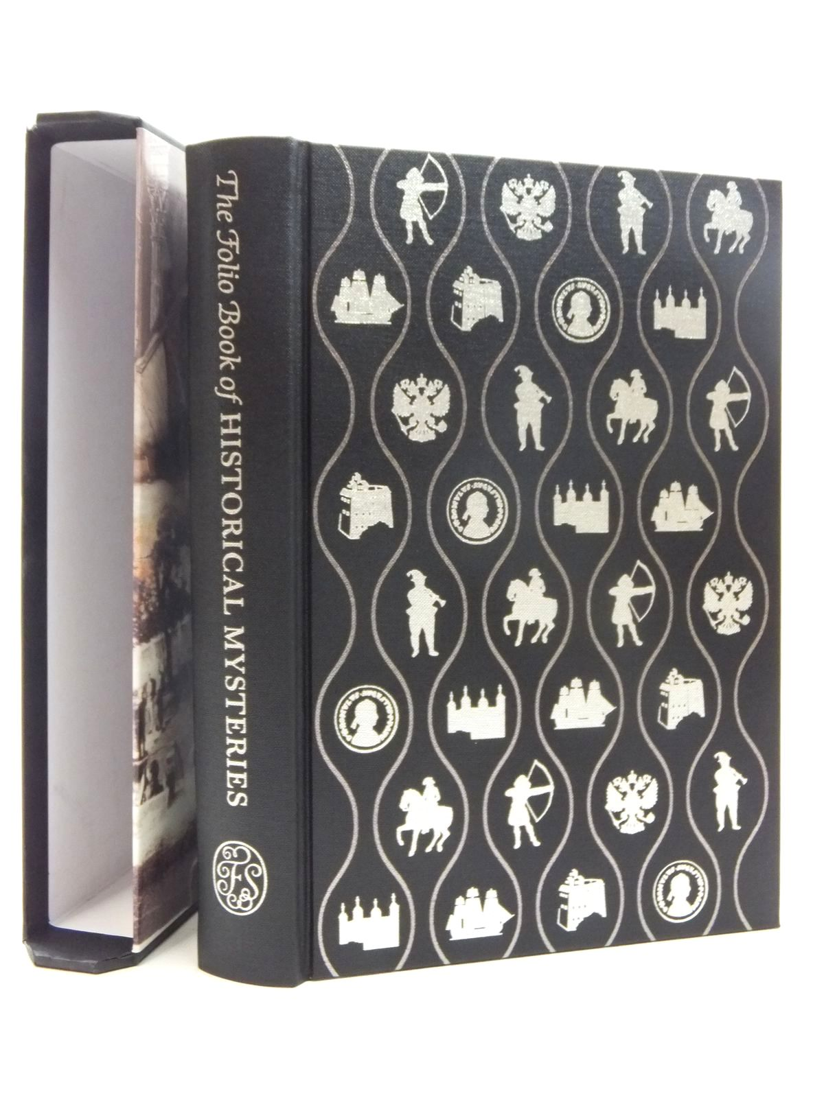 Photo of THE FOLIO BOOK OF HISTORICAL MYSTERIES written by Pindar, Ian published by Folio Society (STOCK CODE: 1609673)  for sale by Stella & Rose's Books