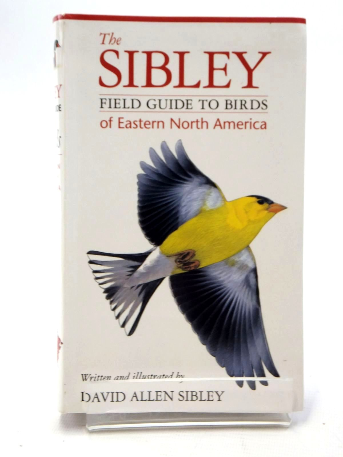 Photo of THE SIBLEY FIELD GUIDE TO BIRDS OF EASTERN NORTH AMERICA written by Sibley, David Allen illustrated by Sibley, David Allen published by Alfred A. Knopf, Inc. (STOCK CODE: 1609766)  for sale by Stella & Rose's Books