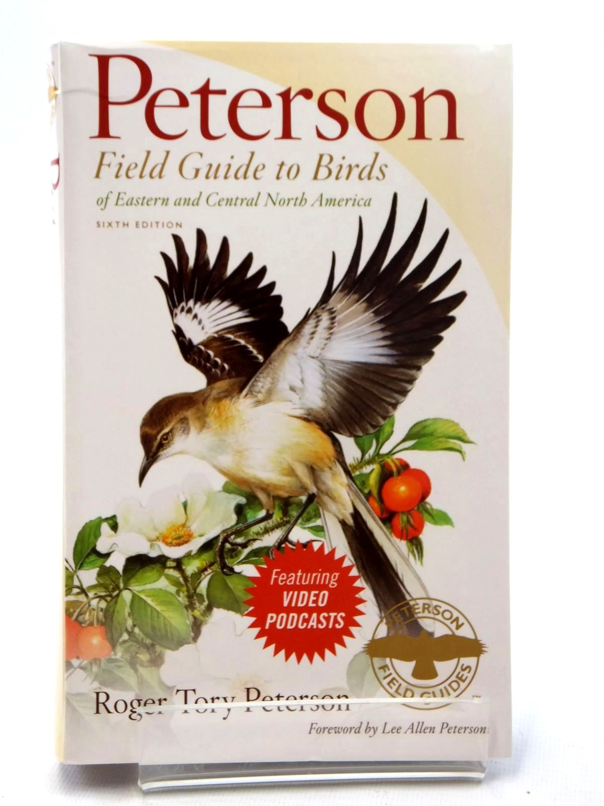 Photo of PETERSON FIELD GUIDE TO BIRDS OF EASTERN AND CENTRAL NORTH AMERICA written by Peterson, Roger Tory published by Houghton Mifflin Harcourt (STOCK CODE: 1609767)  for sale by Stella & Rose's Books