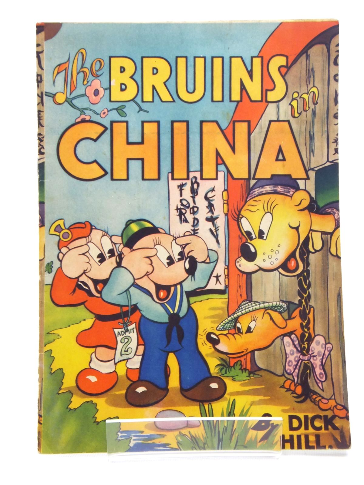 Photo of THE BRUINS IN CHINA written by Hill, Dick published by Juvenile Productions Ltd. (STOCK CODE: 1609776)  for sale by Stella & Rose's Books
