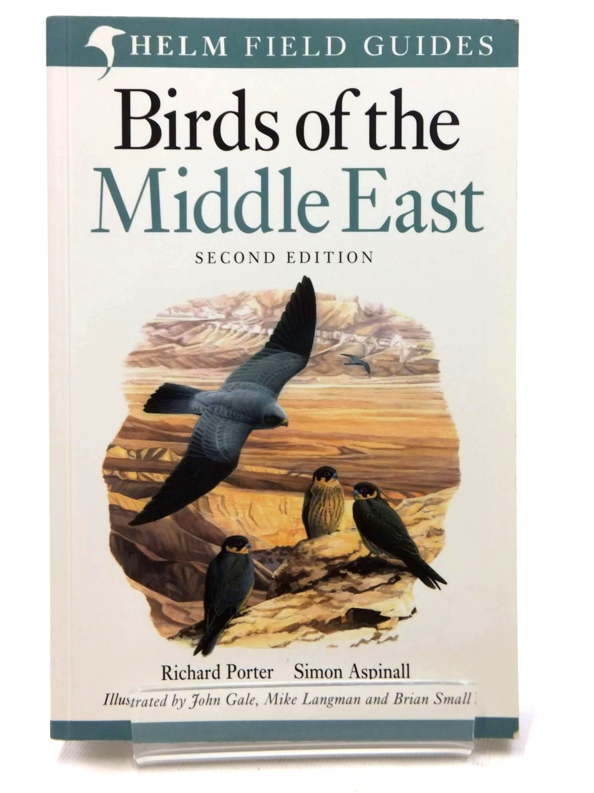Photo of BIRDS OF THE MIDDLE EAST written by Porter, Richard<br />Aspinall, Simon published by Christopher Helm (STOCK CODE: 1609783)  for sale by Stella & Rose's Books