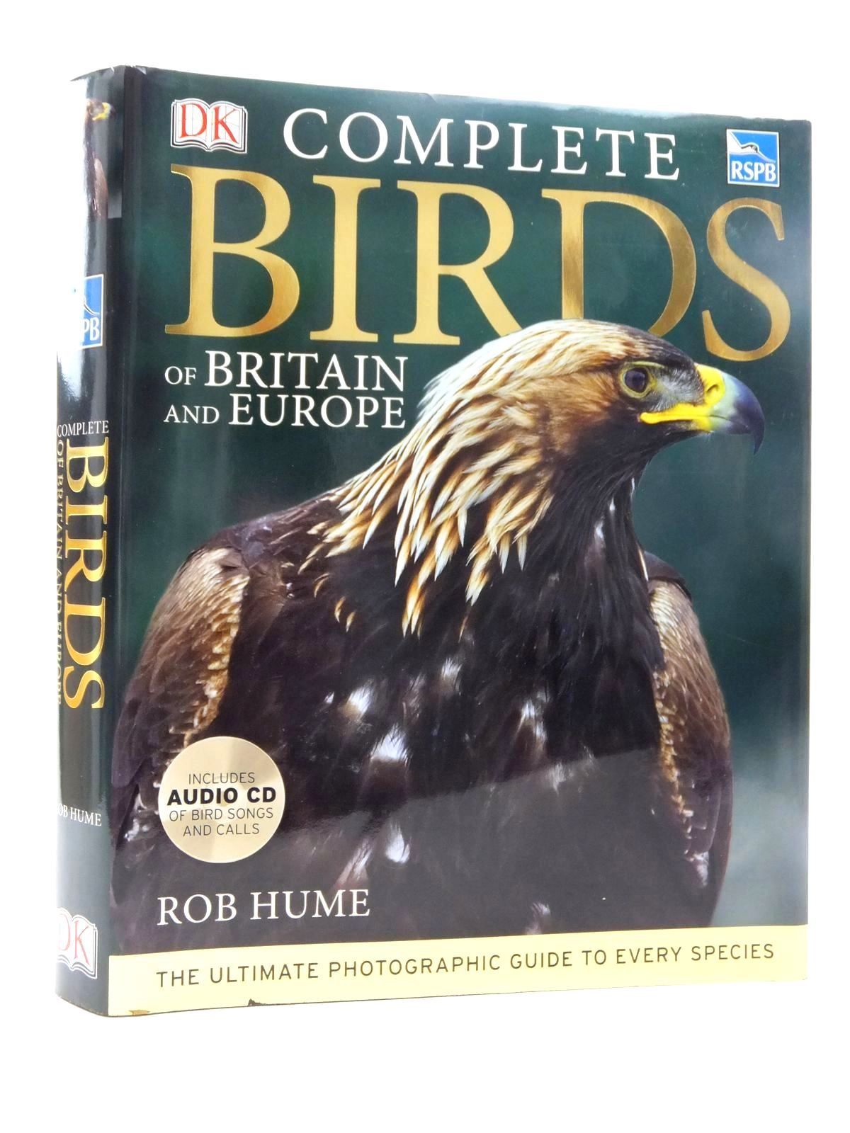 Photo of COMPLETE BIRDS OF BRITAIN AND EUROPE written by Hume, Rob published by Dorling Kindersley (STOCK CODE: 1609824)  for sale by Stella & Rose's Books