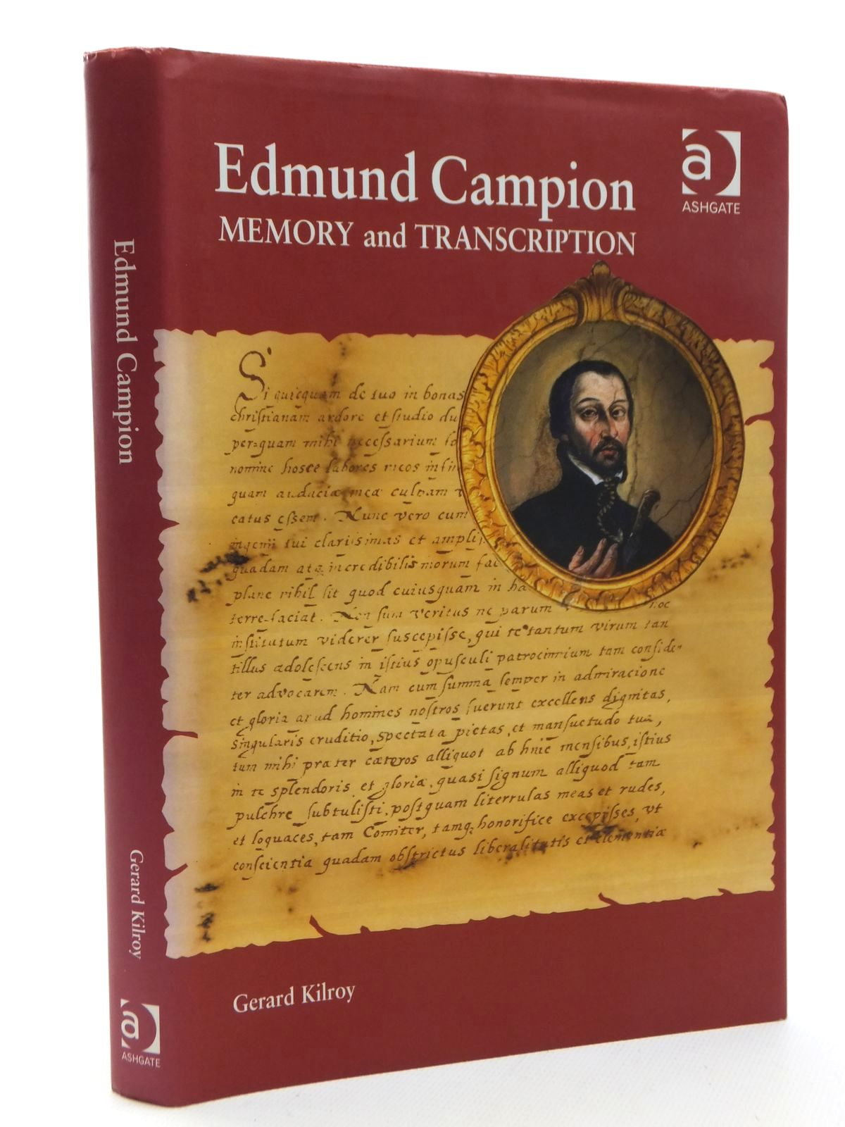 Photo of EDMUND CAMPION MEMORY AND TRANSCRIPTION written by Kilroy, Gerard published by Ashgate Publishing Company (STOCK CODE: 1609869)  for sale by Stella & Rose's Books