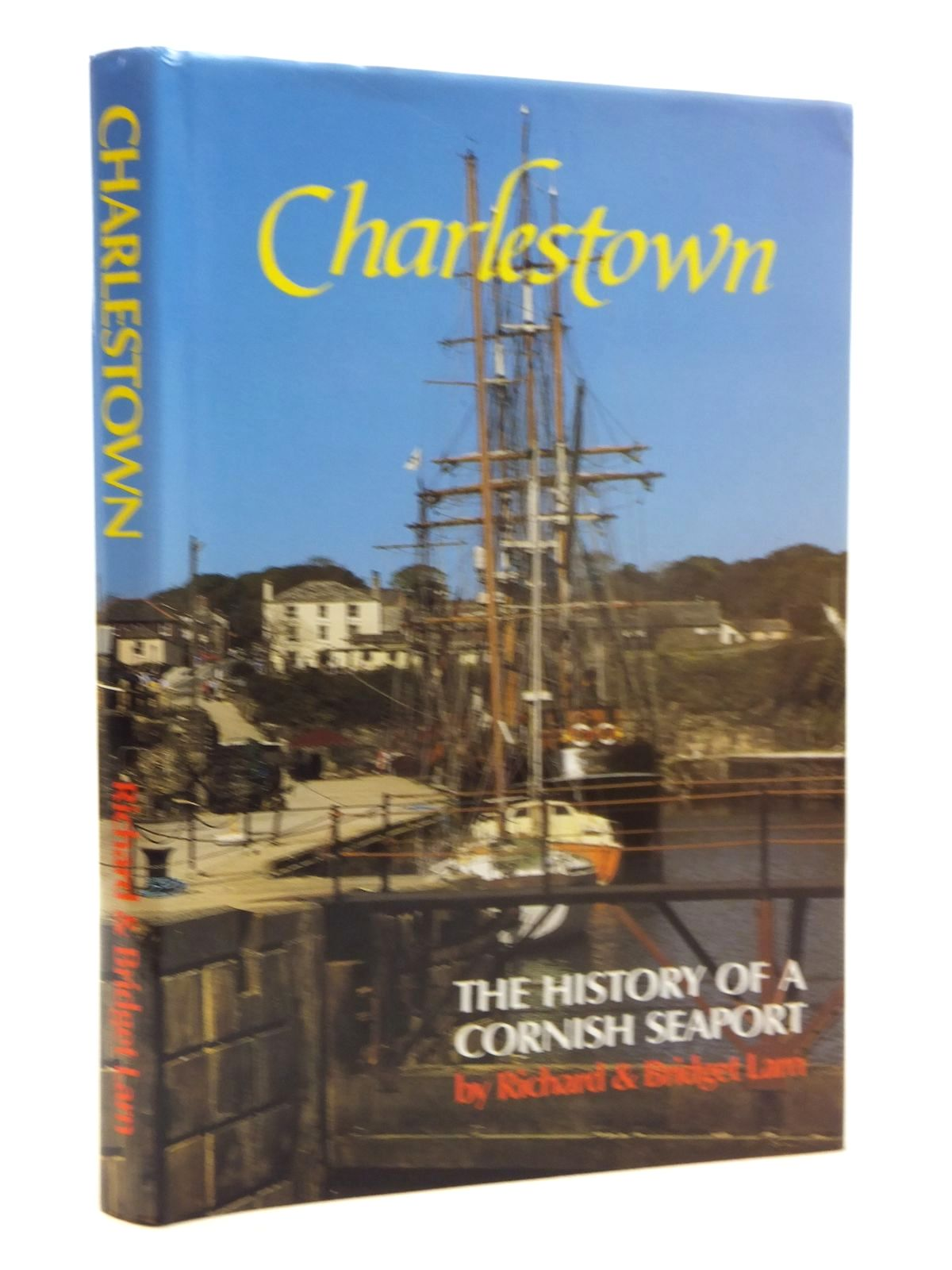 Photo of CHARLESTOWN written by Larn, Richard<br />Larn, Bridget (STOCK CODE: 1609872)  for sale by Stella & Rose's Books
