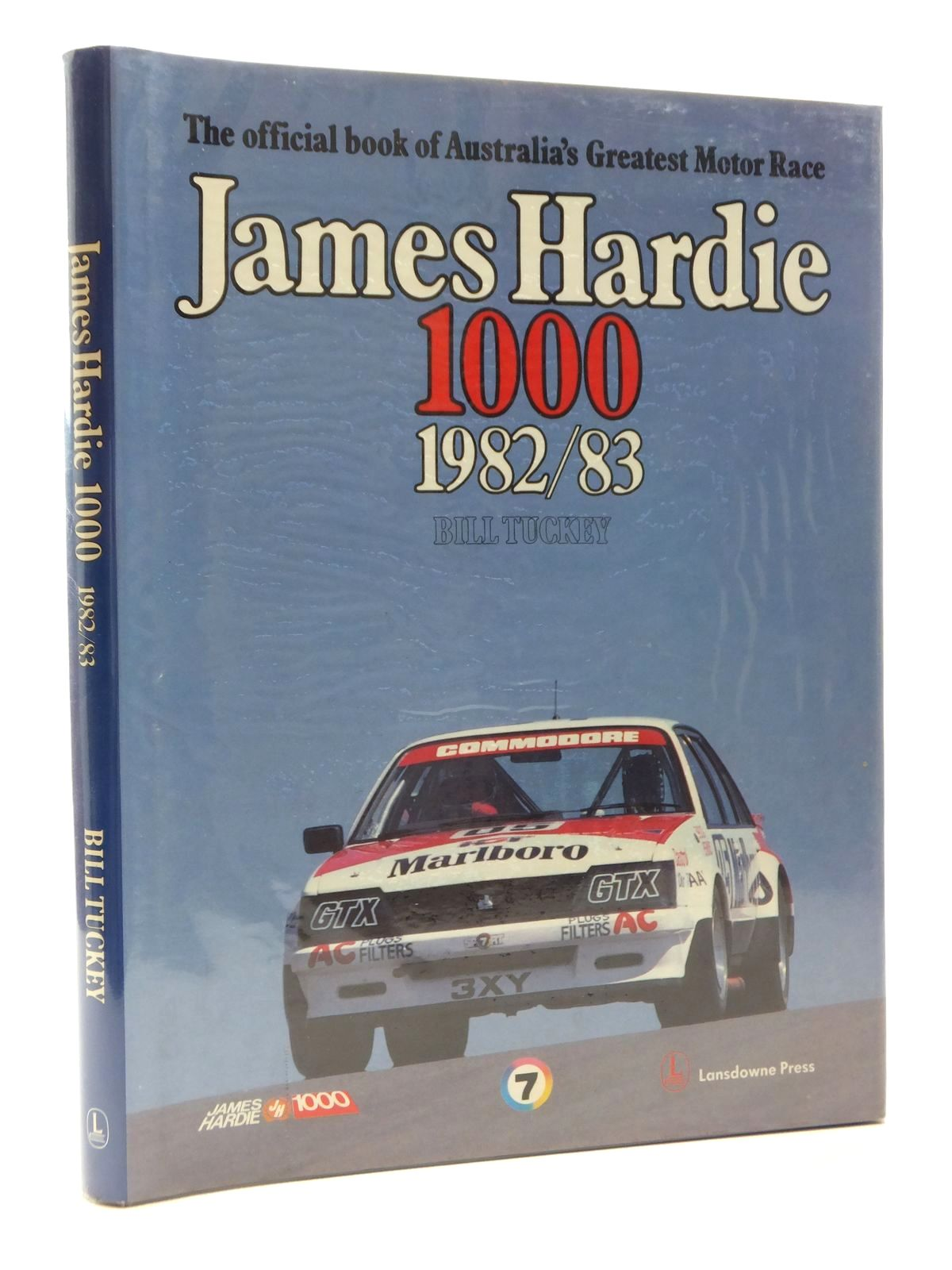 Photo of JAMES HARDIE 1000 1982 / 83 written by Tuckey, Bill published by Berghouse Floyd Tuckey Publishing Group (STOCK CODE: 1609879)  for sale by Stella & Rose's Books