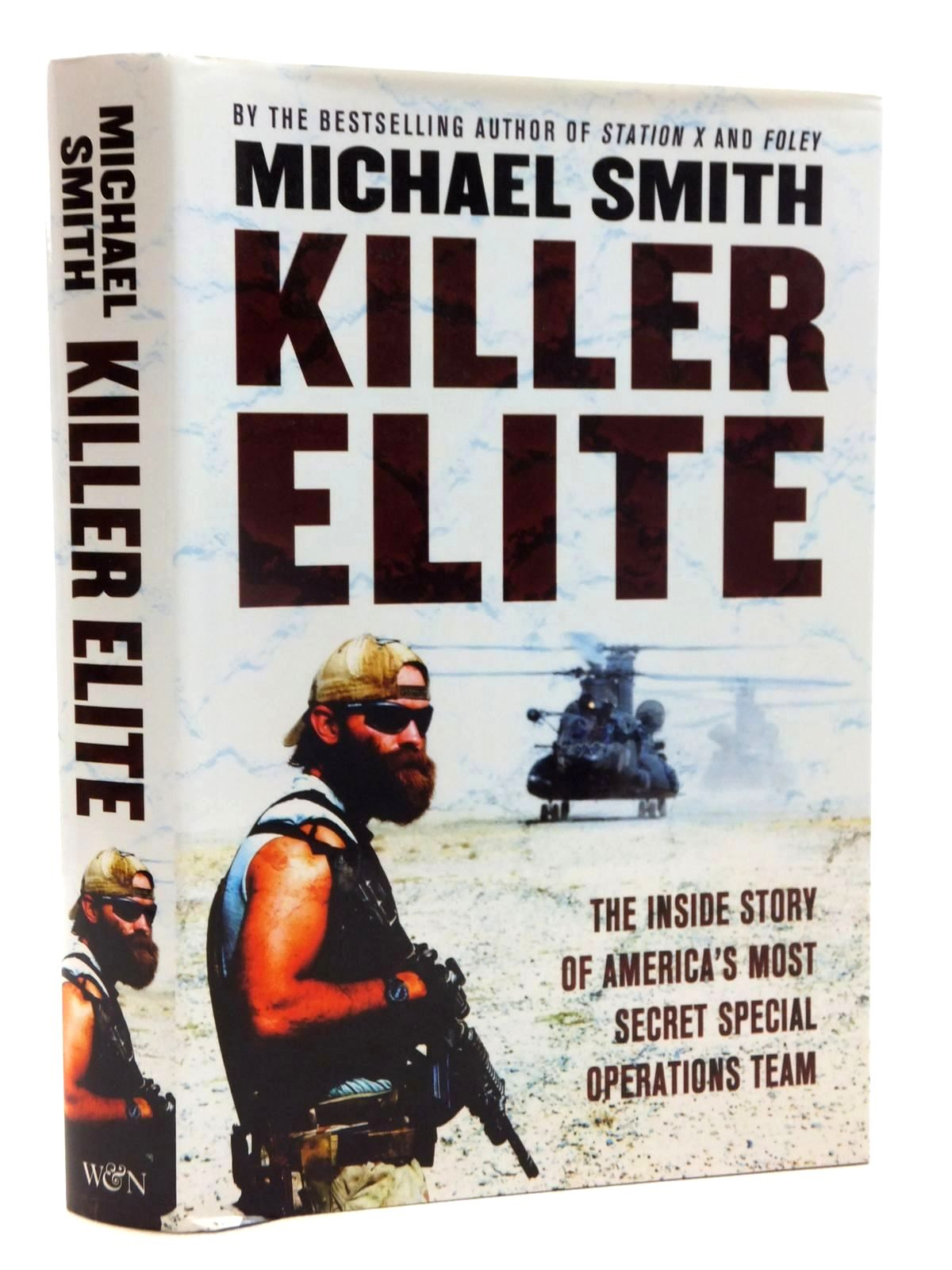Photo of KILLER ELITE written by Smith, Michael published by Weidenfeld and Nicolson (STOCK CODE: 1609960)  for sale by Stella & Rose's Books