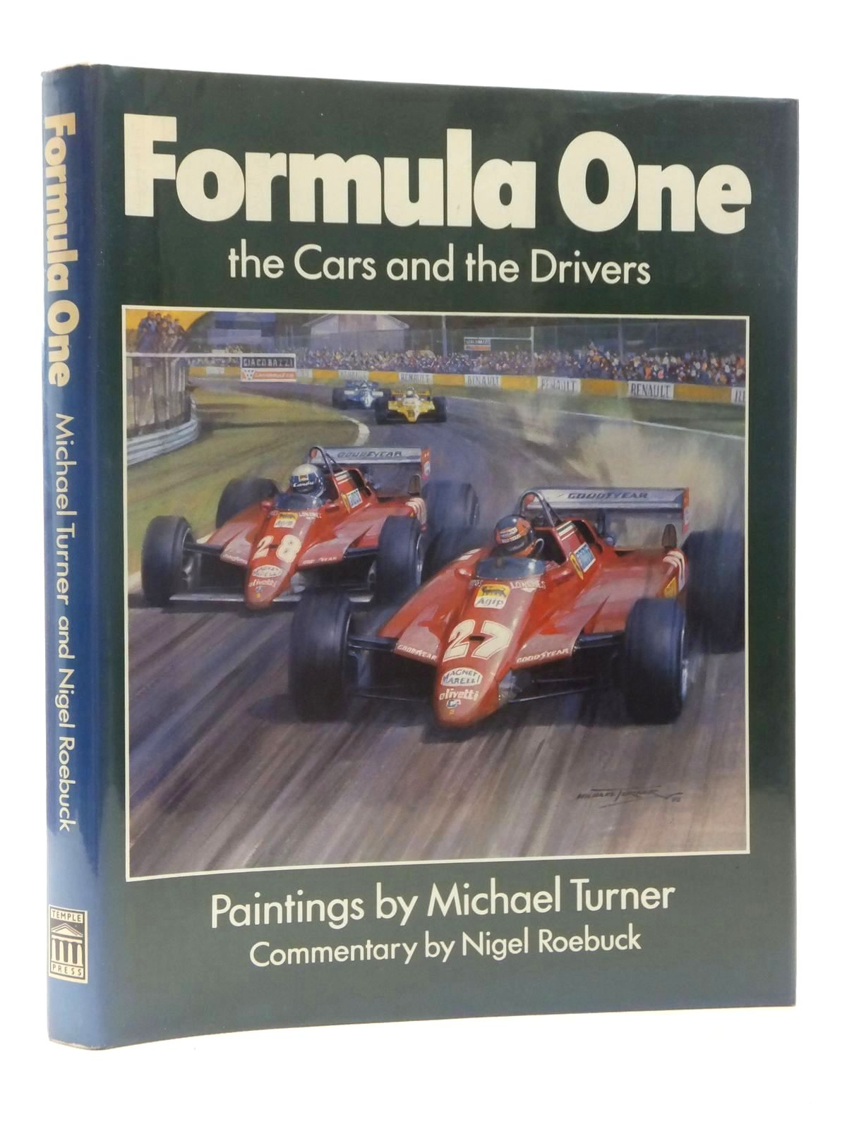 Photo of FORMULA ONE THE CARS AND THE DRIVERS written by Roebuck, Nigel illustrated by Turner, Michael published by Temple Press (STOCK CODE: 1609966)  for sale by Stella & Rose's Books