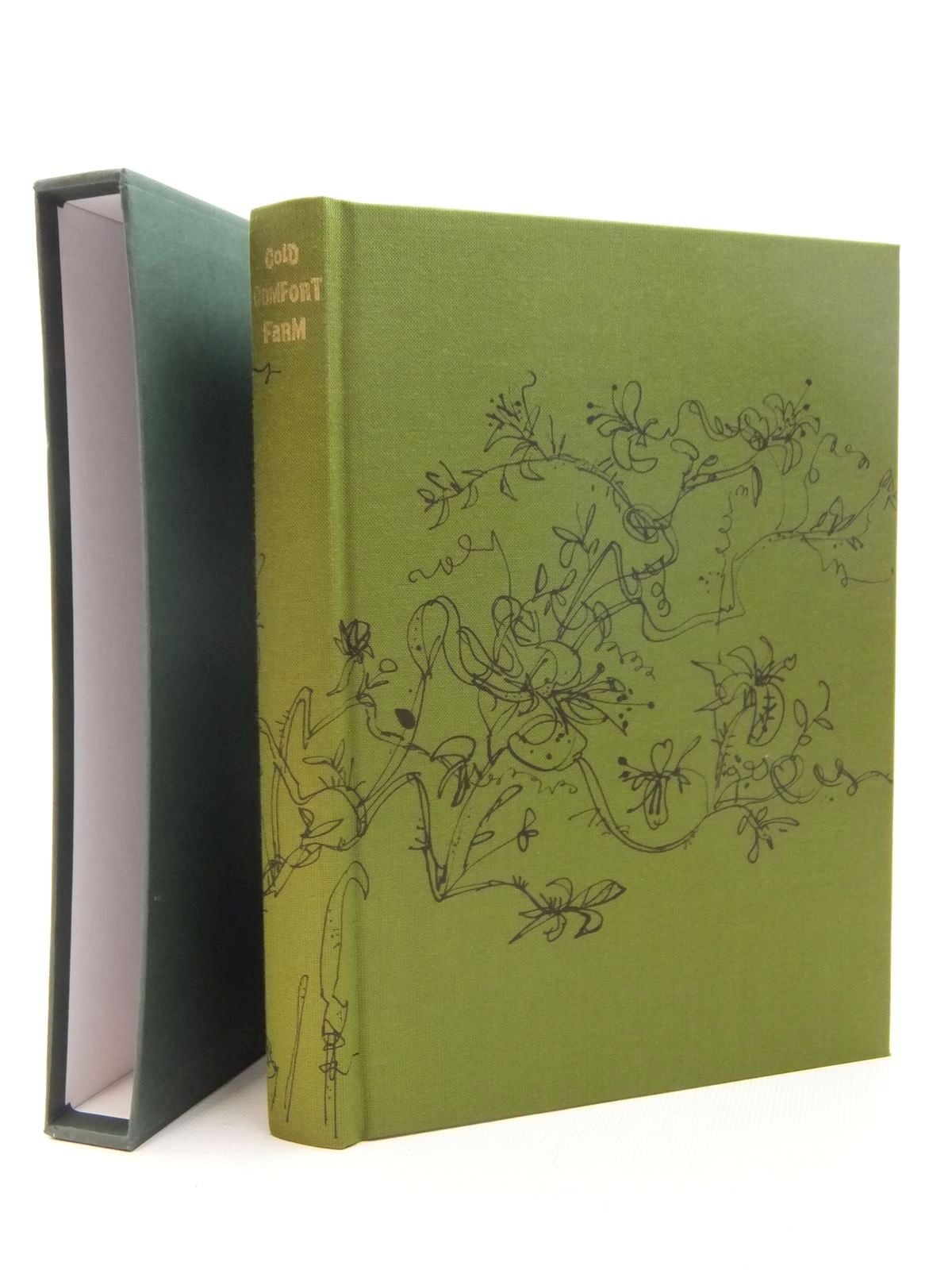 Photo of COLD COMFORT FARM written by Gibbons, Stella illustrated by Blake, Quentin published by Folio Society (STOCK CODE: 1609968)  for sale by Stella & Rose's Books