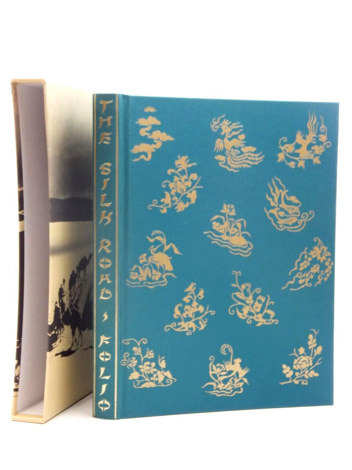 Photo of THE SILK ROAD written by Wood, Frances published by Folio Society (STOCK CODE: 1609979)  for sale by Stella & Rose's Books