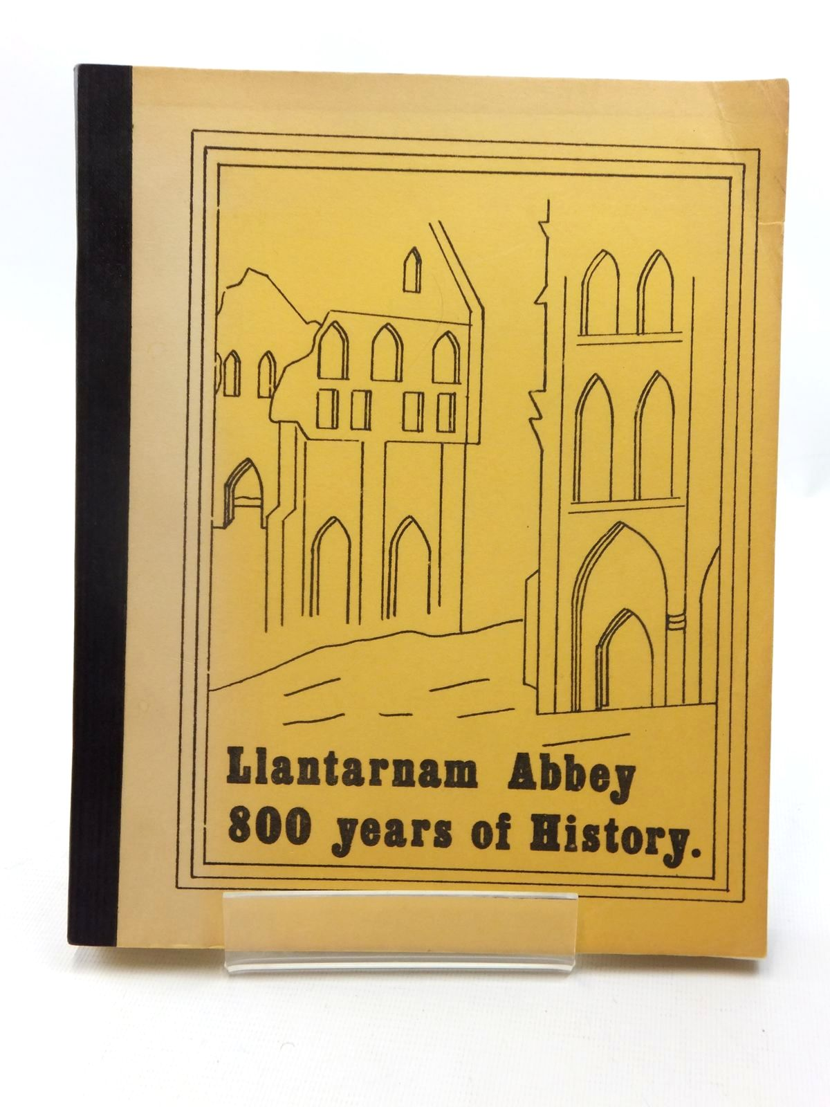 Photo of LLANTARNAM ABBEY 800 YEARS OF HISTORY written by Mahoney, Teresa A. (STOCK CODE: 1609982)  for sale by Stella & Rose's Books
