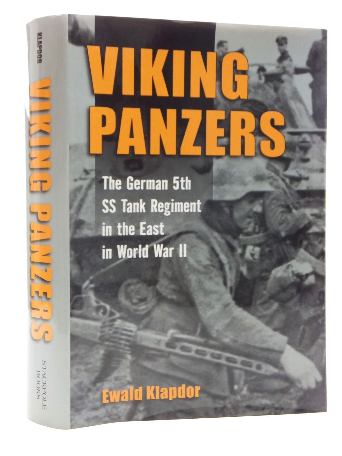 Photo of VIKING PANZERS written by Klapdor, Ewald published by Stackpole Books (STOCK CODE: 1609993)  for sale by Stella & Rose's Books