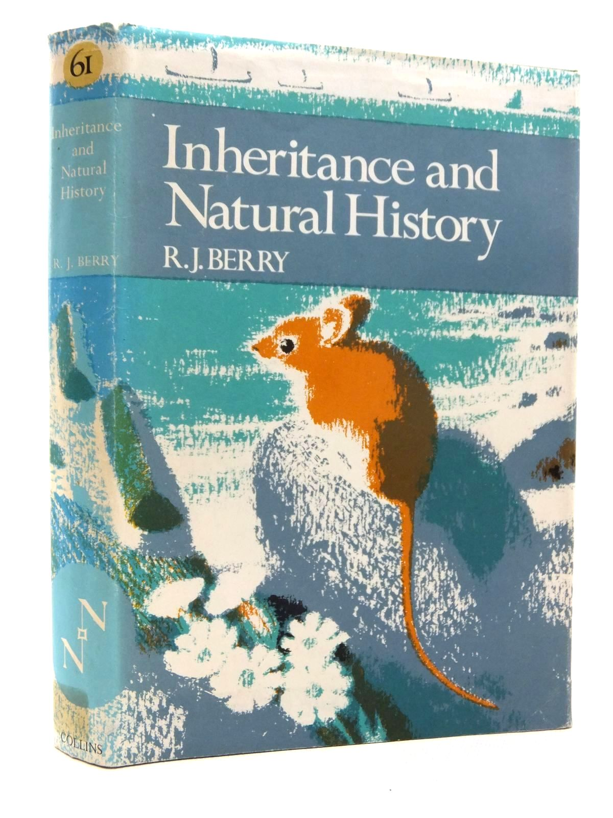 Photo of INHERITANCE AND NATURAL HISTORY (NN 61) written by Berry, R.J. published by Collins (STOCK CODE: 1610019)  for sale by Stella & Rose's Books
