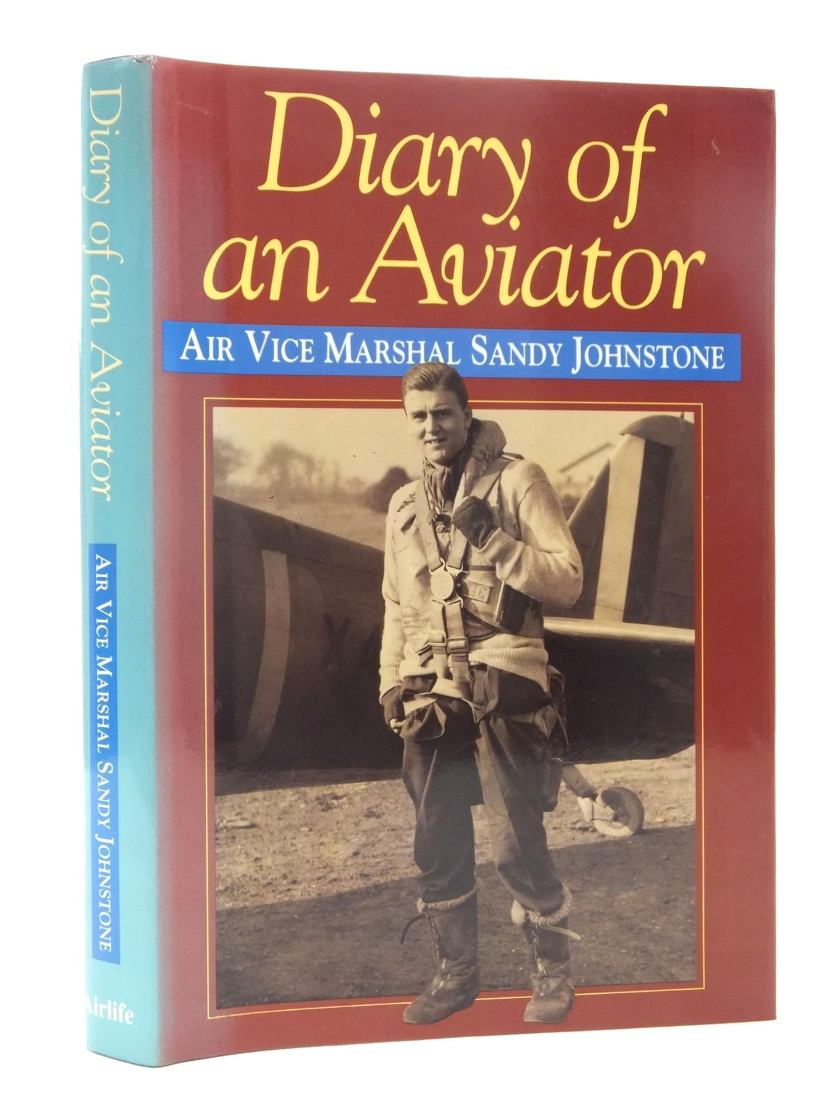 Photo of DIARY OF AN AVIATOR written by Johnstone, Sandy published by Airlife (STOCK CODE: 1610080)  for sale by Stella & Rose's Books