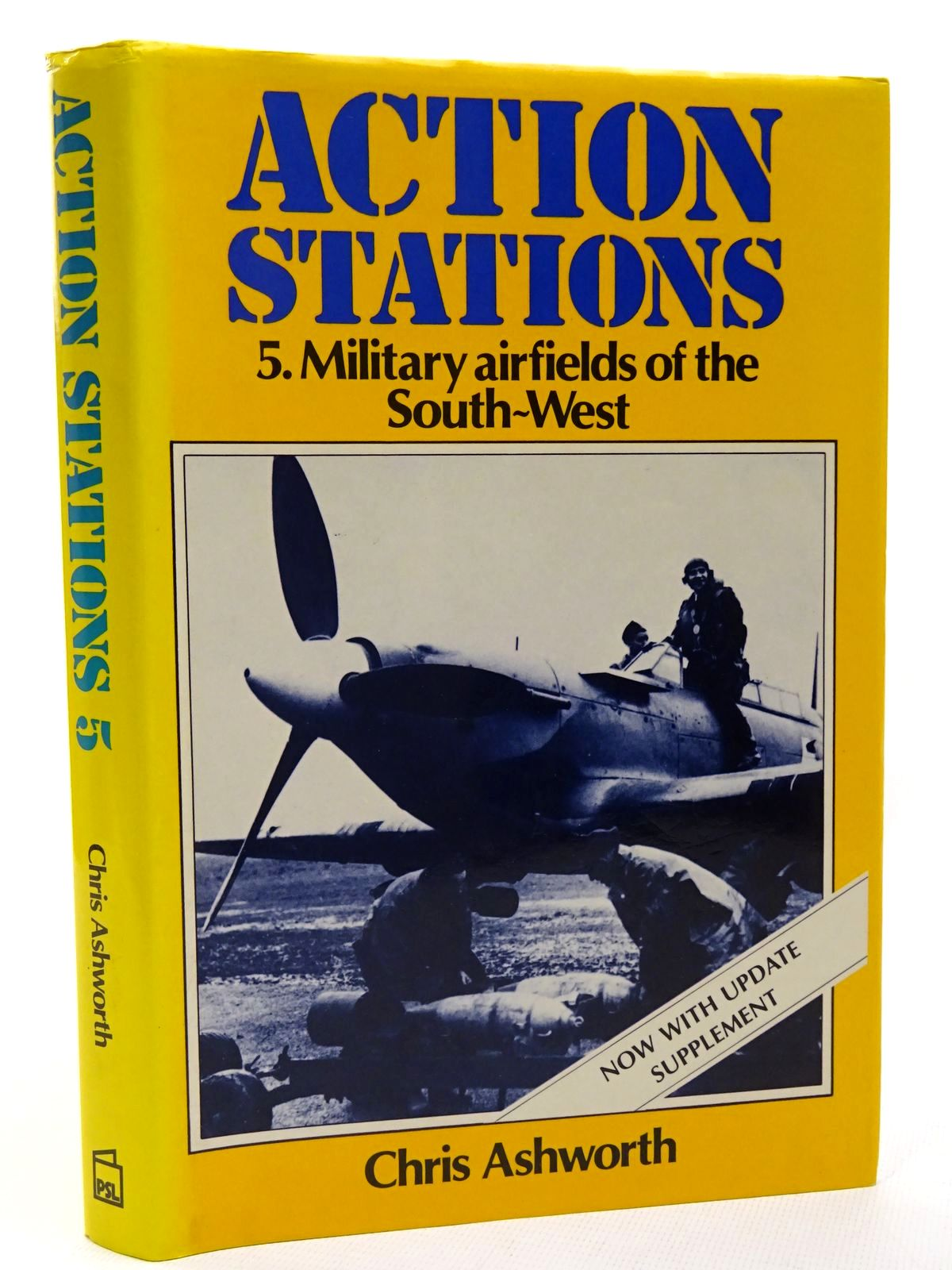 Photo of ACTION STATIONS 5 written by Ashworth, Chris published by Patrick Stephens Limited (STOCK CODE: 1610125)  for sale by Stella & Rose's Books