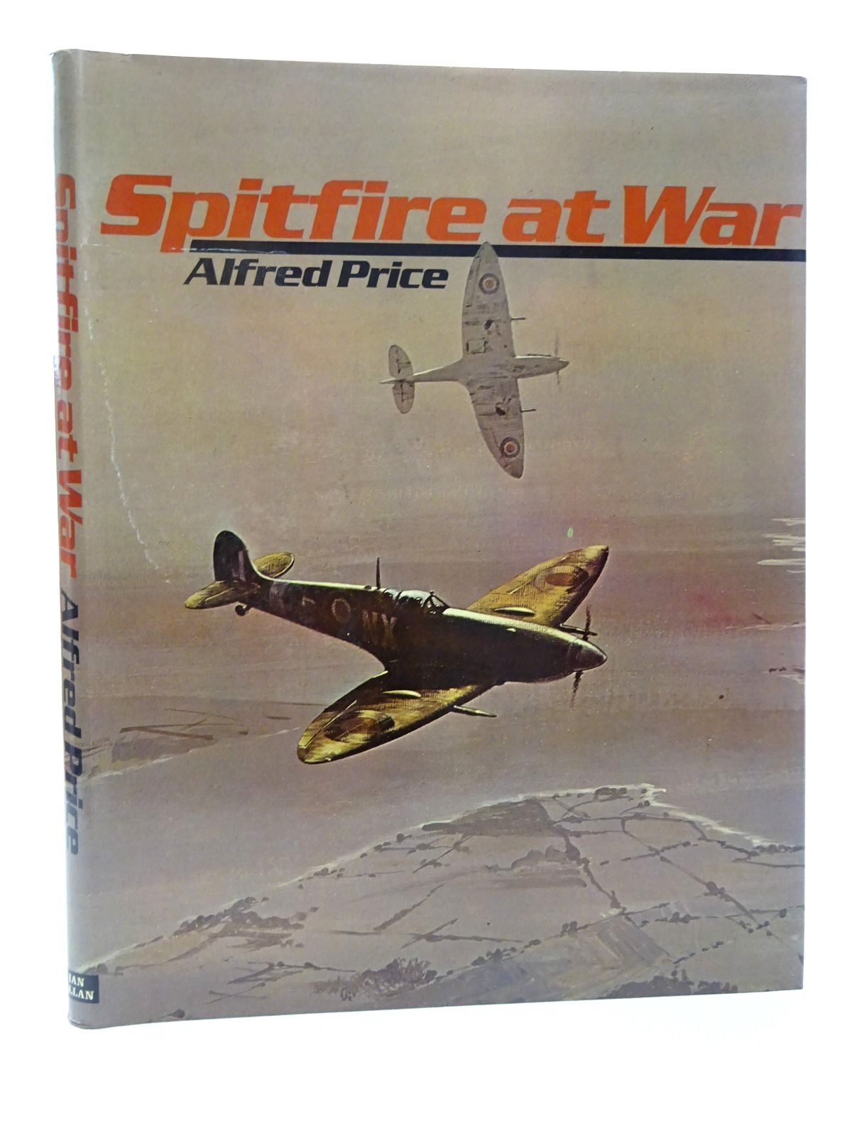 Photo of SPITFIRE AT WAR written by Price, Alfred published by Ian Allan Ltd. (STOCK CODE: 1610162)  for sale by Stella & Rose's Books