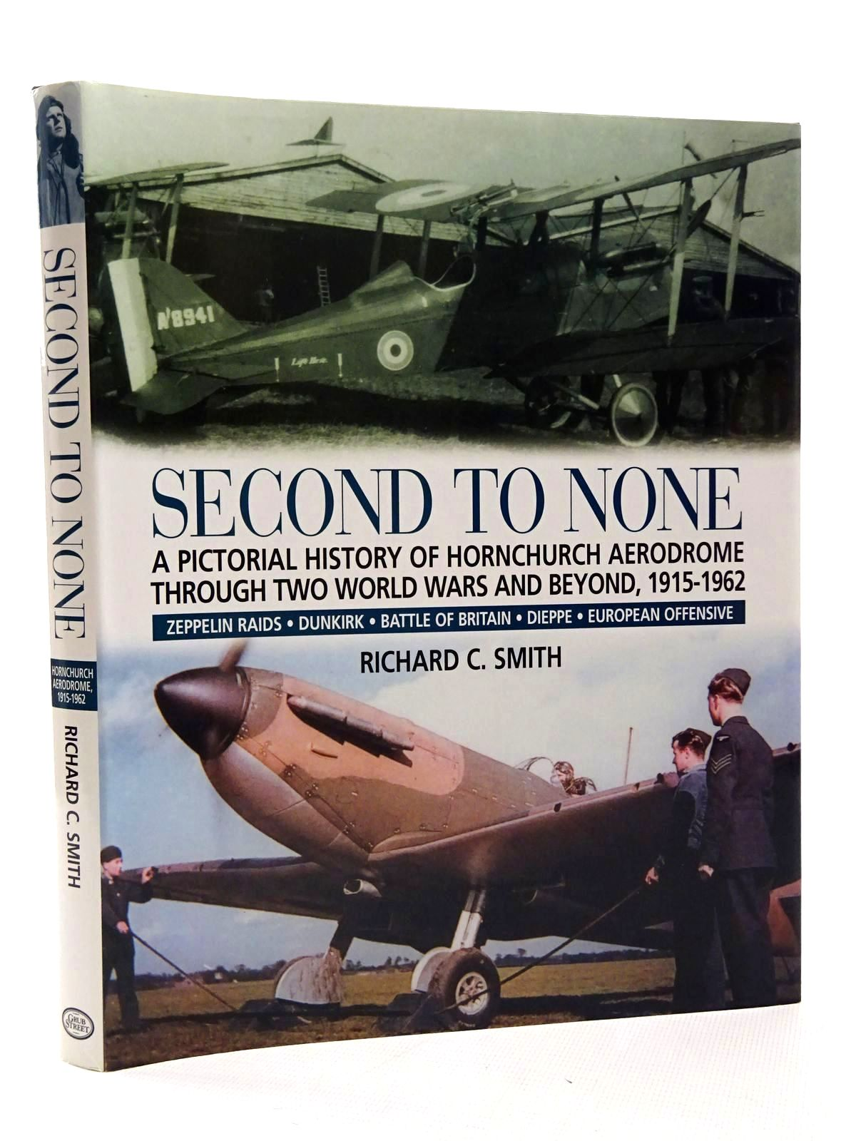 Photo of SECOND TO NONE written by Smith, Richard C. published by Grub Street (STOCK CODE: 1610171)  for sale by Stella & Rose's Books