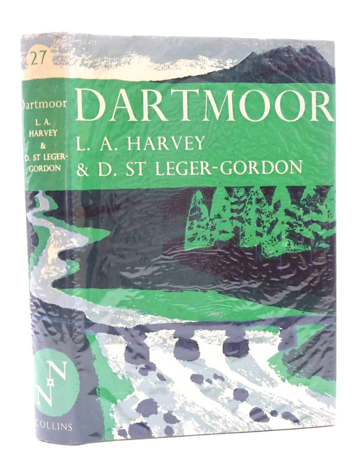 Photo of DARTMOOR (NN 27) written by Harvey, L.A.<br />St. Leger-Gordon, Douglas published by Collins (STOCK CODE: 1610200)  for sale by Stella & Rose's Books