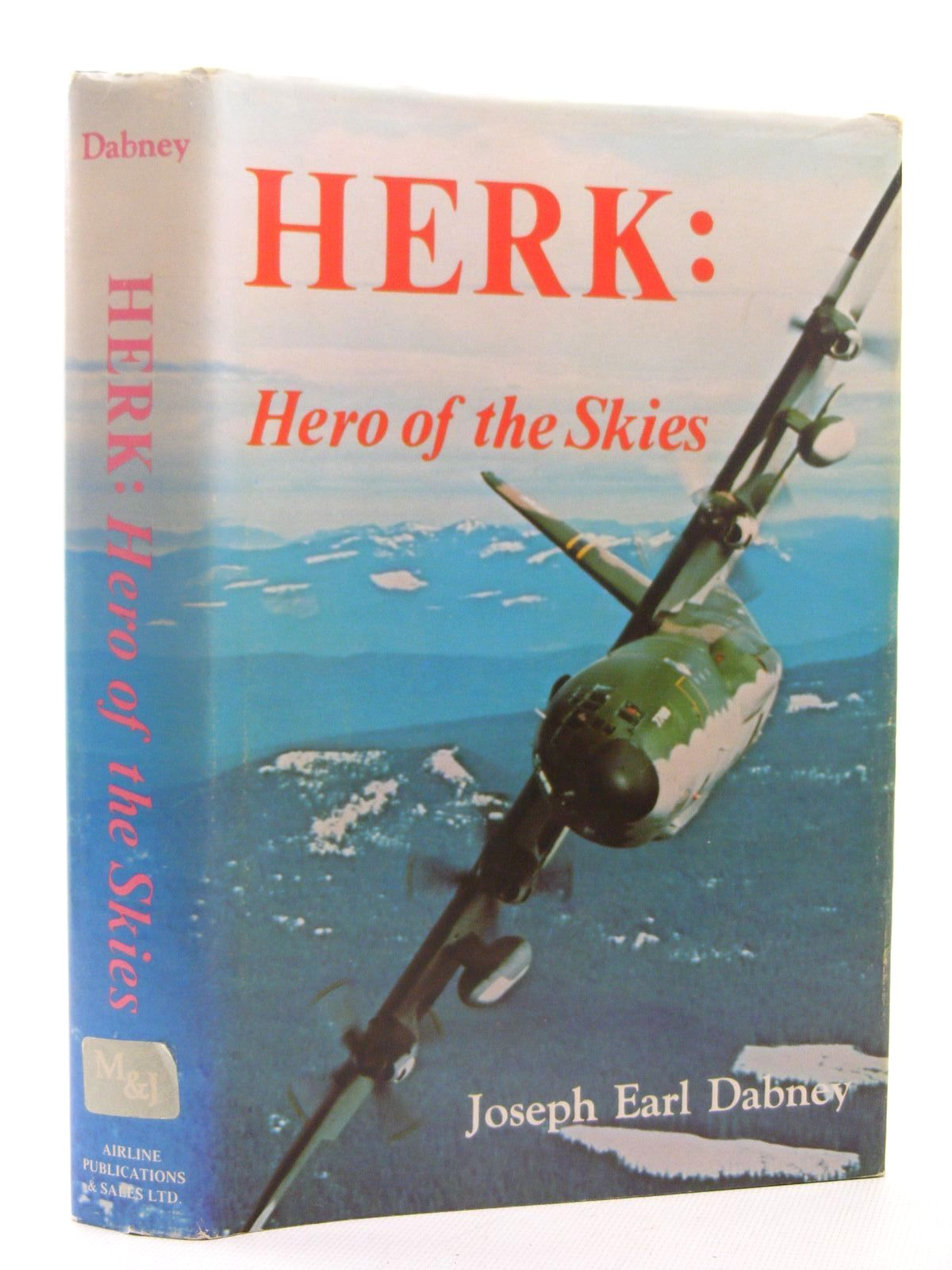 Photo of HERK: HERO OF THE SKIES written by Dabney, Joseph Earl published by Copple House Books (STOCK CODE: 1610265)  for sale by Stella & Rose's Books
