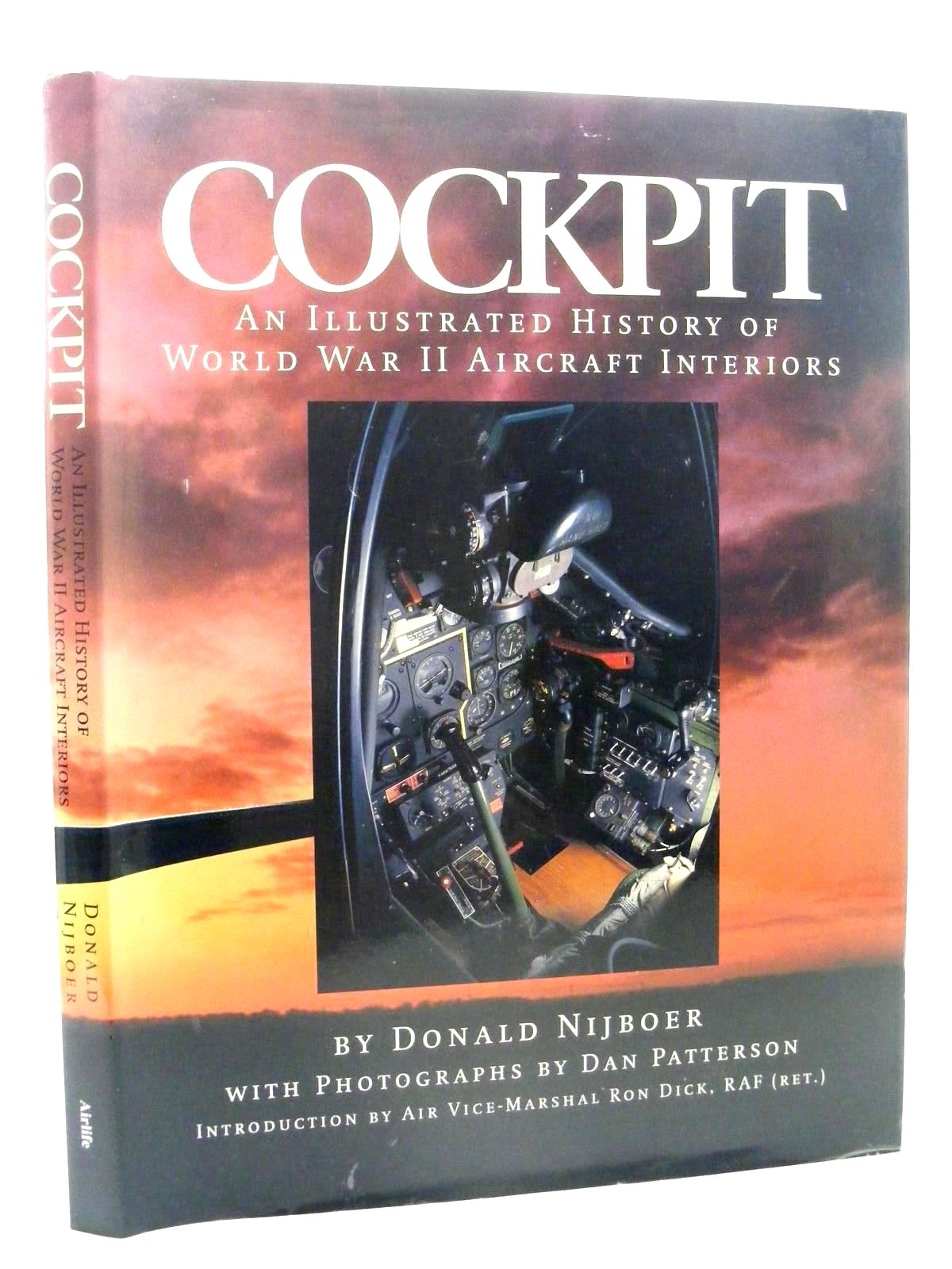 Photo of COCKPIT AN ILLUSTRATED HISTORY OF WORLD WAR II AIRCRAFT INTERIORS written by Nijboer, Donald published by Airlife (STOCK CODE: 1610293)  for sale by Stella & Rose's Books