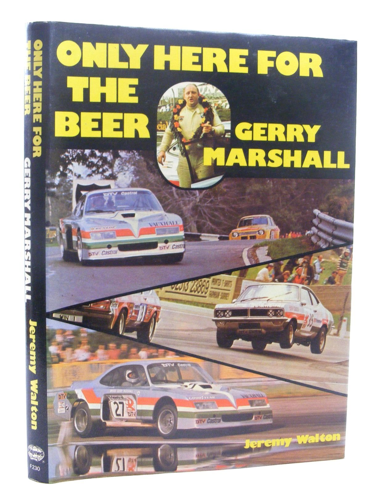 Photo of ONLY HERE FOR THE BEER GERRY MARSHALL written by Walton, Jeremy published by Haynes Publishing Group (STOCK CODE: 1610316)  for sale by Stella & Rose's Books