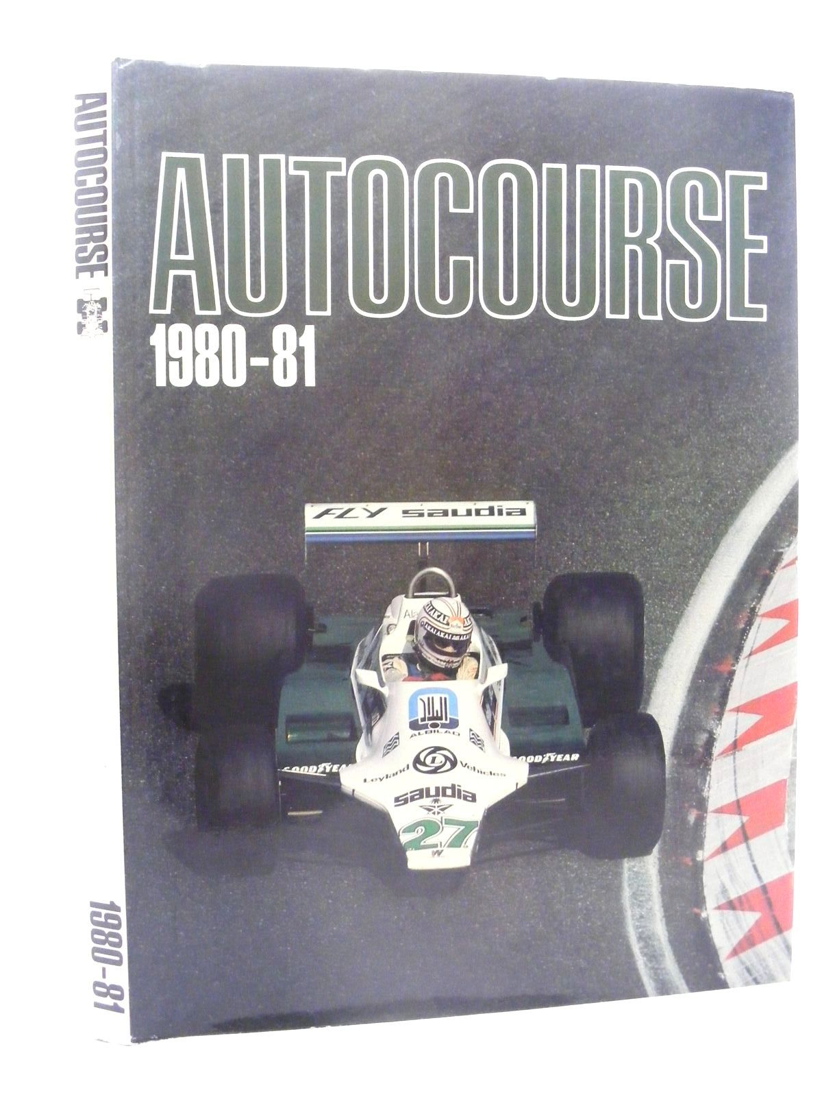 Photo of AUTOCOURSE 1980-81 written by Hamilton, Maurice published by Hazleton Securities (STOCK CODE: 1610341)  for sale by Stella & Rose's Books
