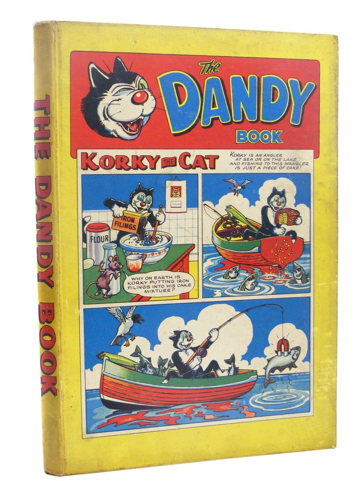 Photo of THE DANDY BOOK 1958- Stock Number: 1610348