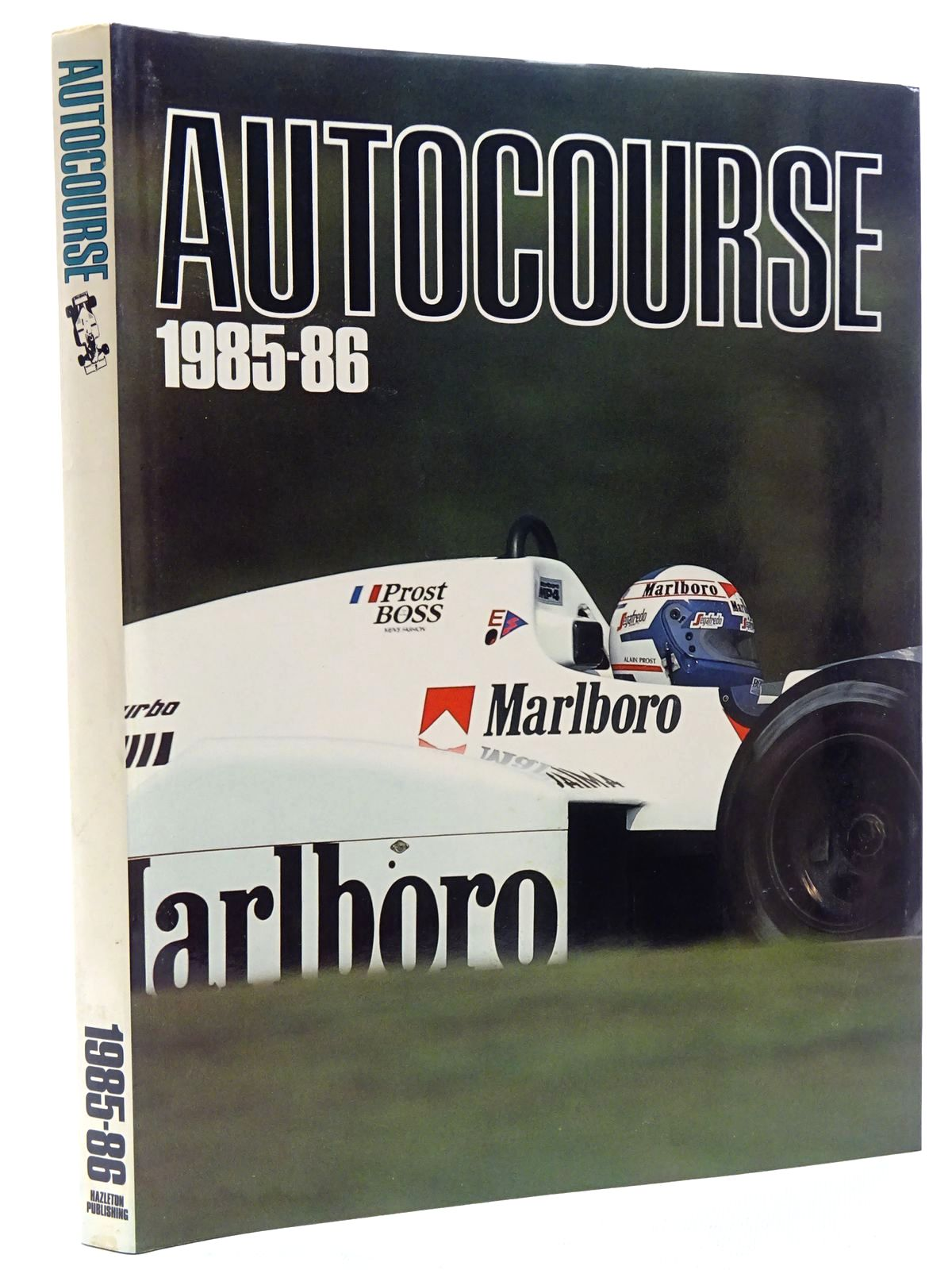 Photo of AUTOCOURSE 1985-86 written by Hamilton, Maurice published by Hazleton Publishing (STOCK CODE: 1610369)  for sale by Stella & Rose's Books
