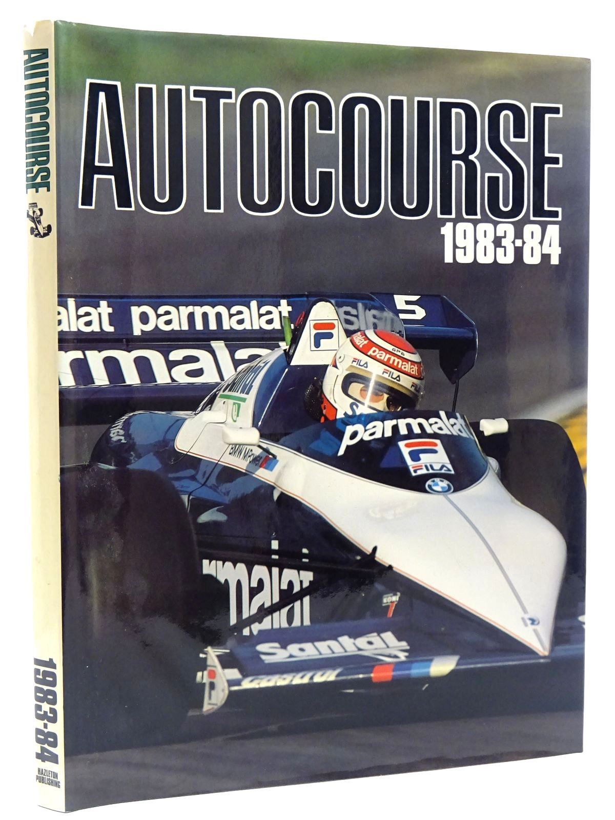 Photo of AUTOCOURSE 1983-84 written by Hamilton, Maurice published by Hazleton Publishing (STOCK CODE: 1610371)  for sale by Stella & Rose's Books