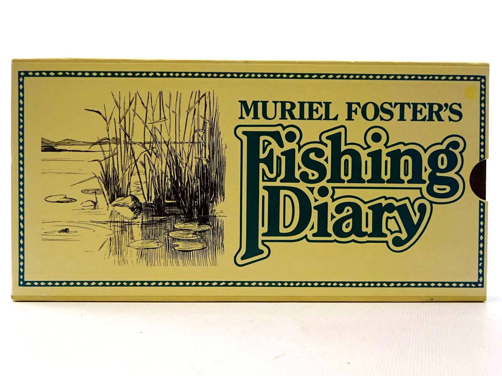 Photo of MURIEL FOSTER'S FISHING DIARY written by Foster, Muriel C. illustrated by Foster, Muriel C. published by Michael Joseph (STOCK CODE: 1610374)  for sale by Stella & Rose's Books