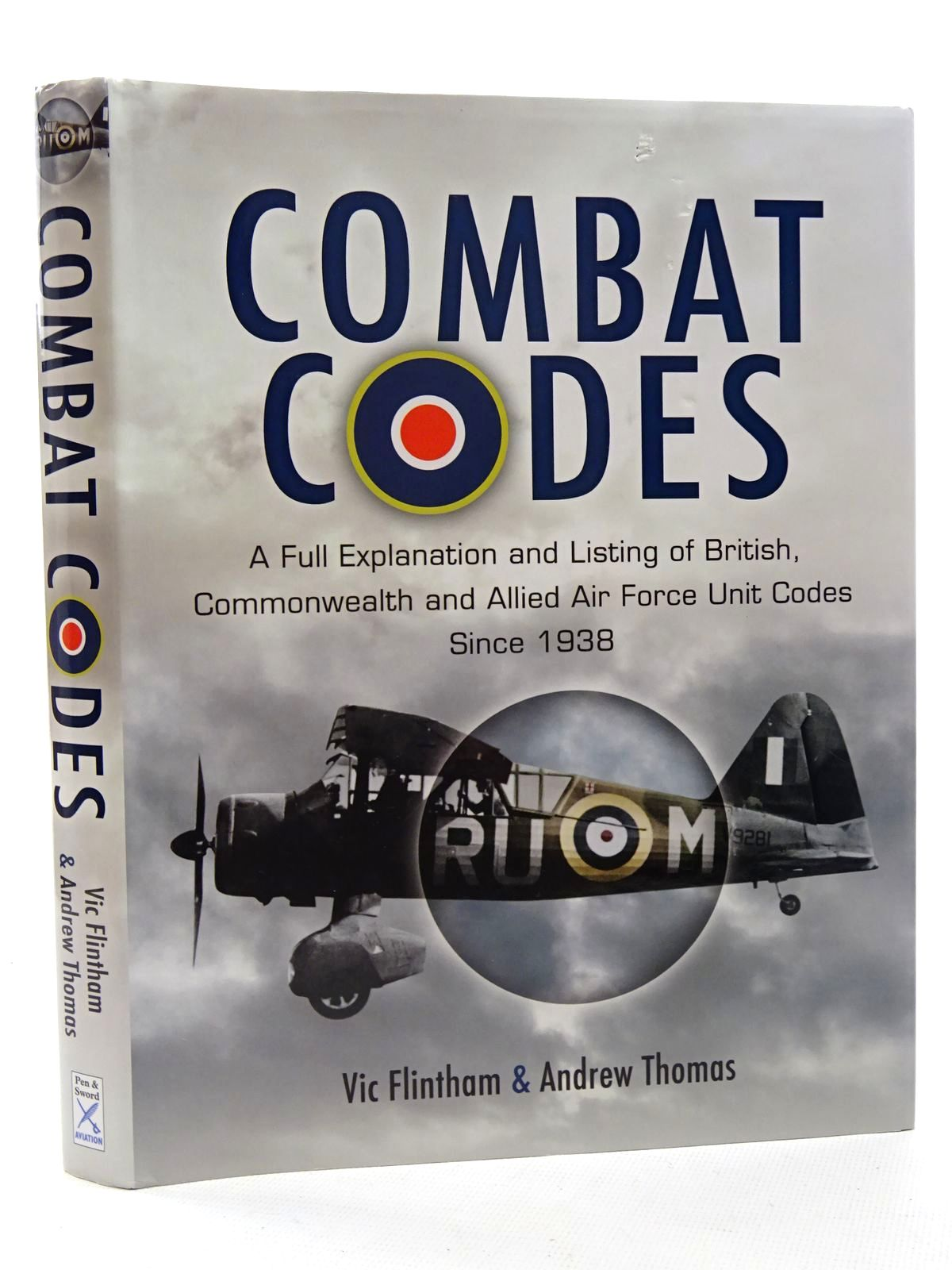 Photo of COMBAT CODES written by Flintham, Vic<br />Thomas, Andrew published by Pen & Sword Aviation (STOCK CODE: 1610381)  for sale by Stella & Rose's Books