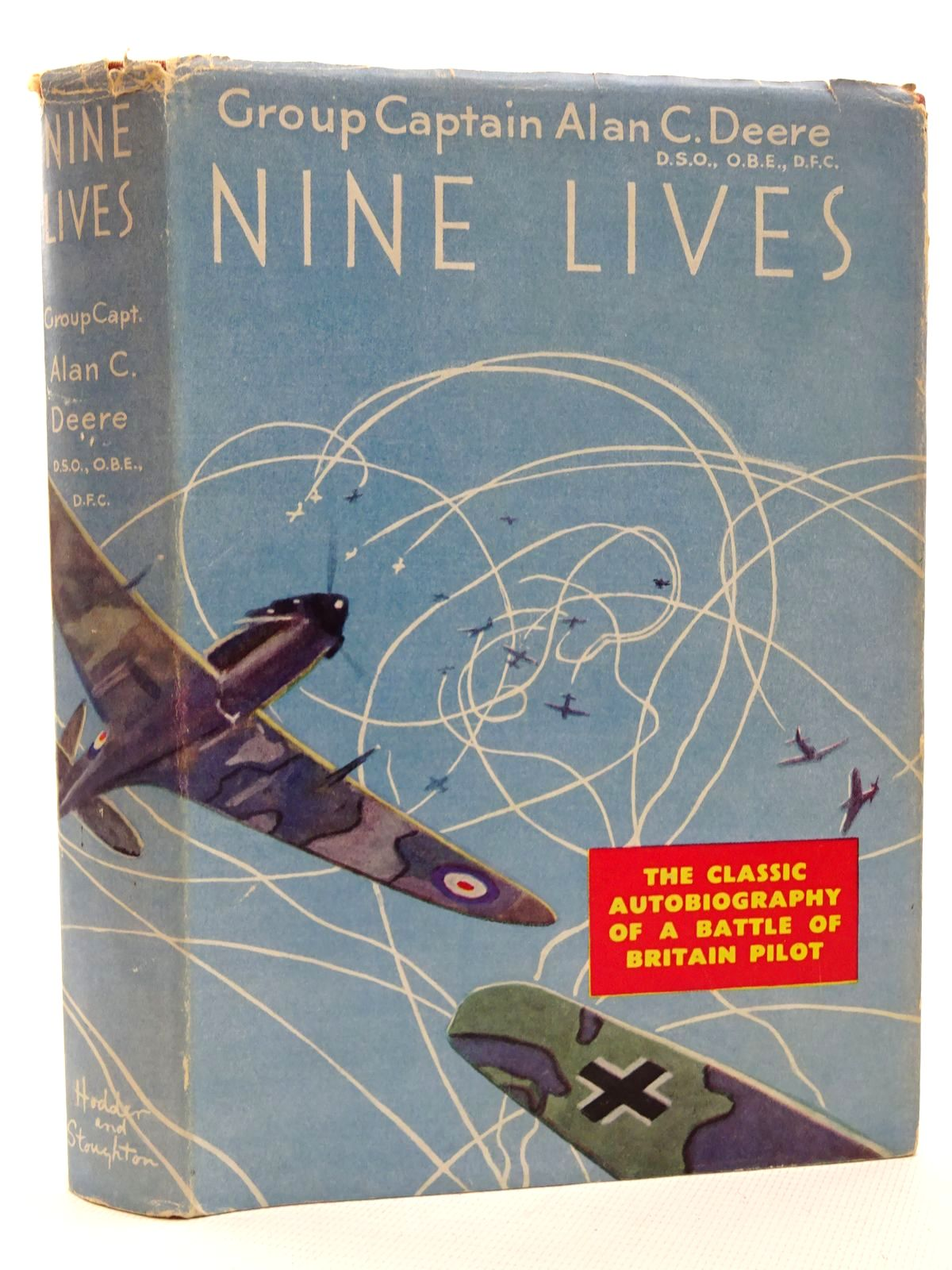 Photo of NINE LIVES written by Deere, Alan C. published by Hodder & Stoughton (STOCK CODE: 1610386)  for sale by Stella & Rose's Books