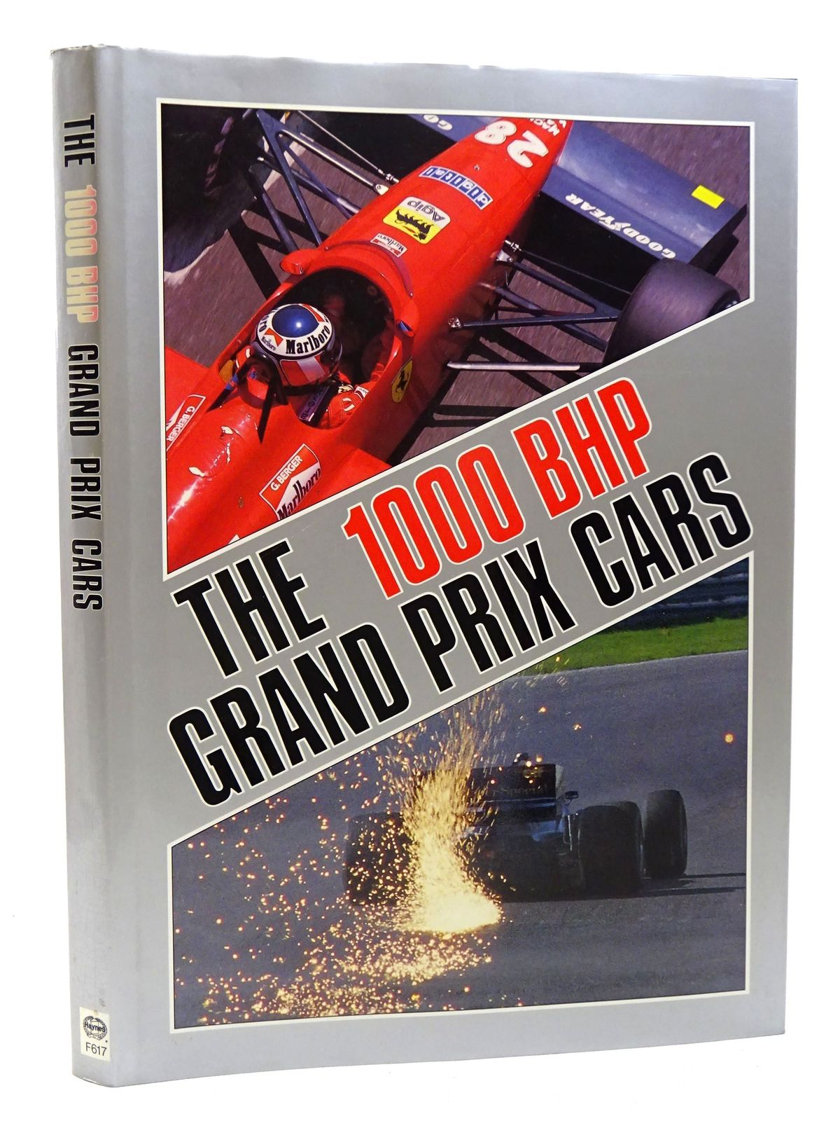 Photo of THE 1000 BHP GRAND PRIX CARS written by Bamsey, Ian published by G.T. Foulis & Co. Ltd., Haynes Publishing Group (STOCK CODE: 1610421)  for sale by Stella & Rose's Books