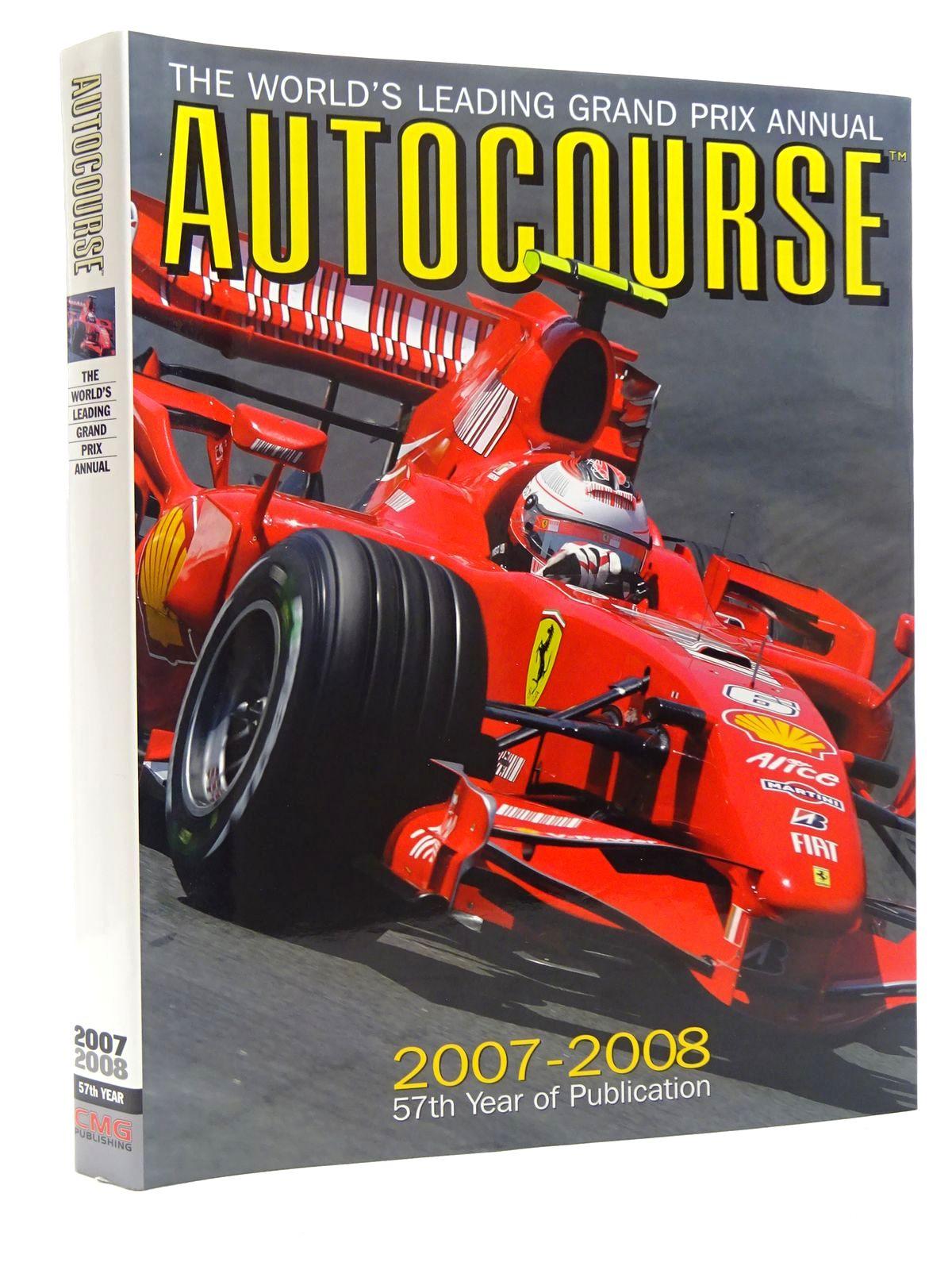 Photo of AUTOCOURSE 2007-2008