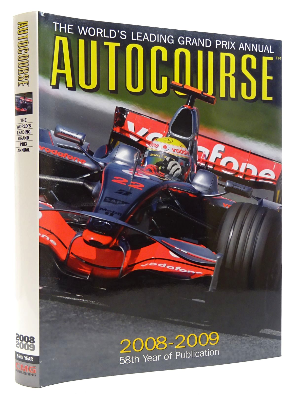 Photo of AUTOCOURSE 2008-2009 written by Henry, Alan published by Crash Media Group (STOCK CODE: 1610429)  for sale by Stella & Rose's Books