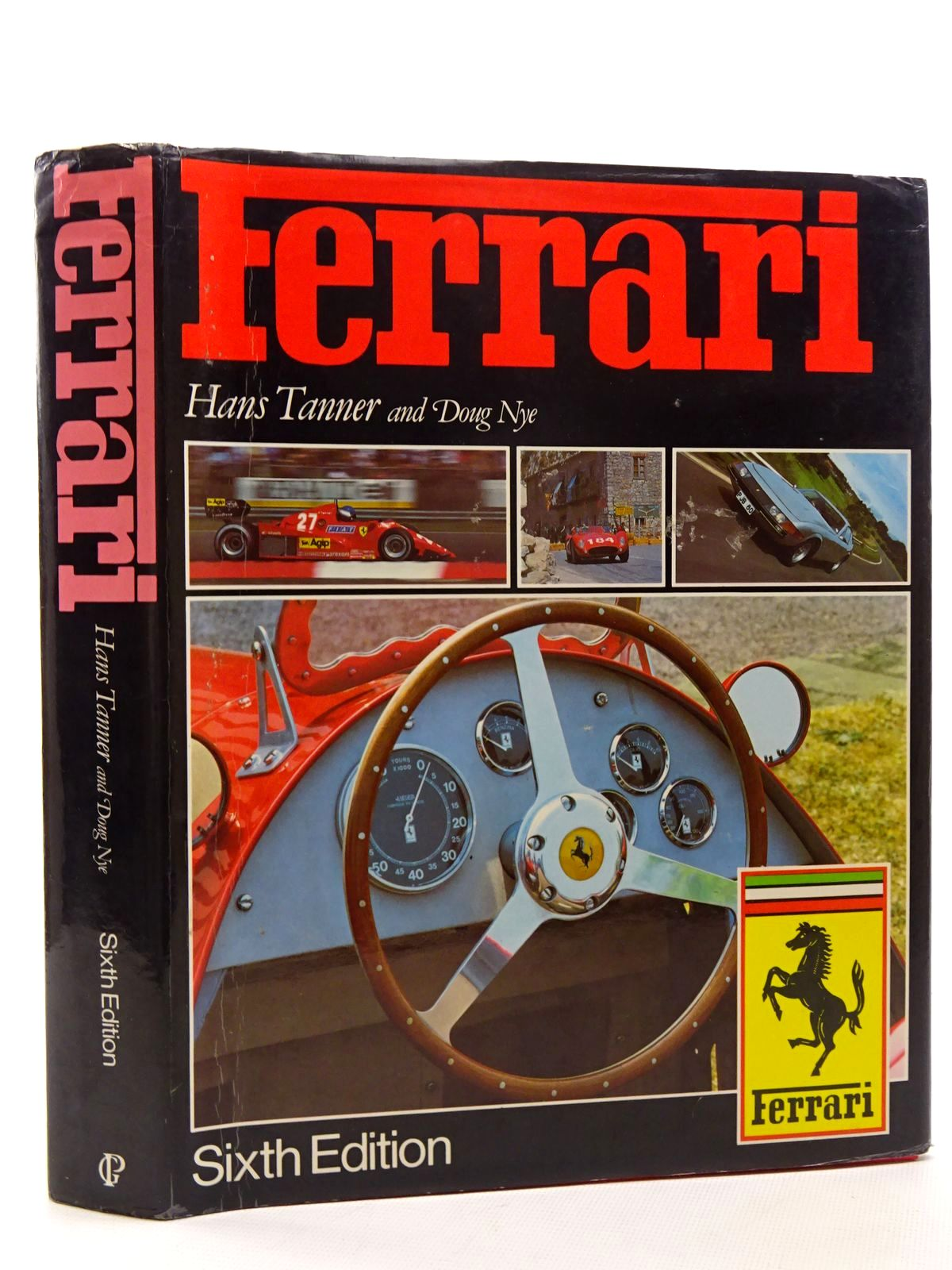 Photo of FERRARI written by Tanner, Hans<br />Nye, Doug published by Book Club Associates (STOCK CODE: 1610444)  for sale by Stella & Rose's Books
