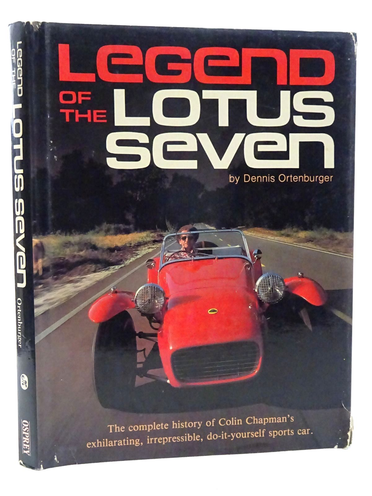 Photo of LEGEND OF THE LOTUS SEVEN written by Ortenburger, Dennis published by Osprey Publishing (STOCK CODE: 1610445)  for sale by Stella & Rose's Books