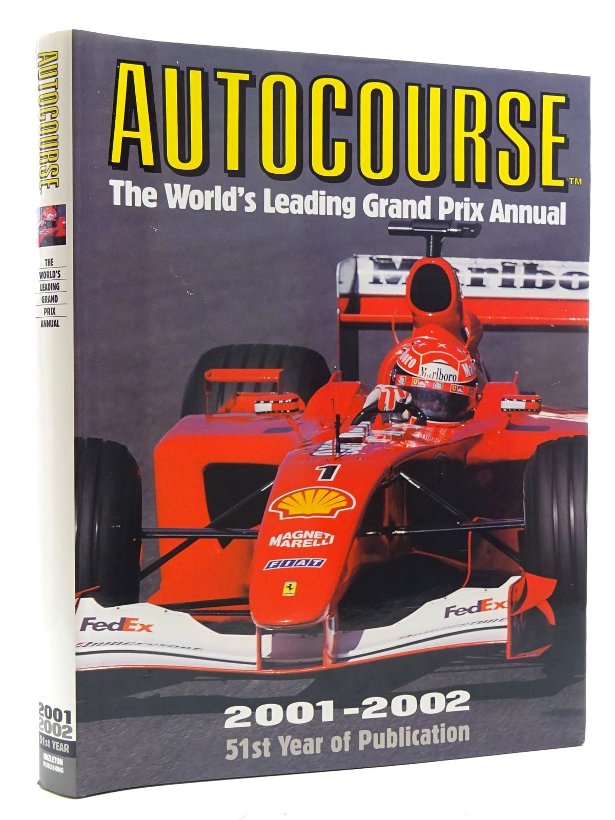 Photo of AUTOCOURSE 2001-2002