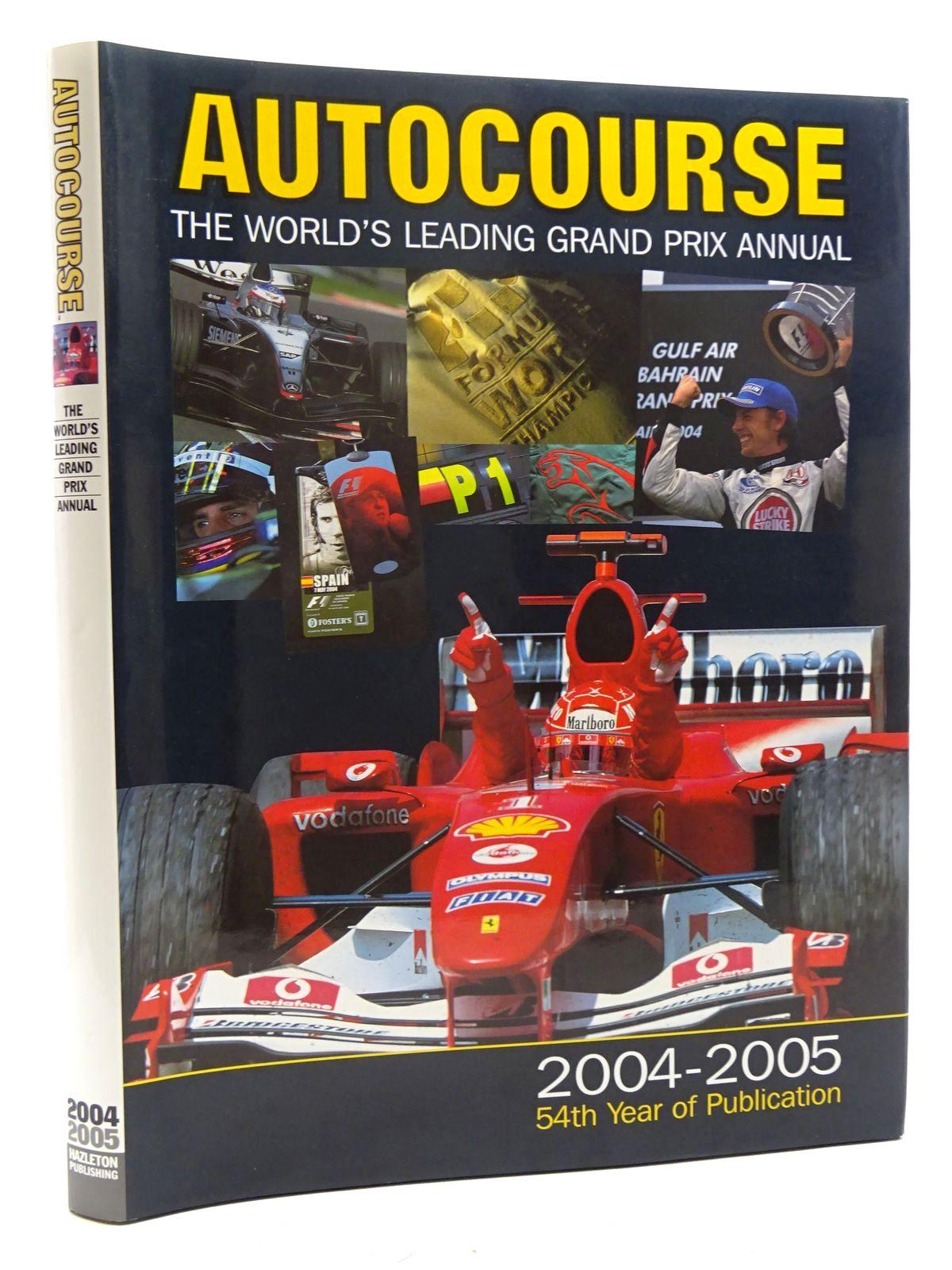 Photo of AUTOCOURSE 2004-2005
