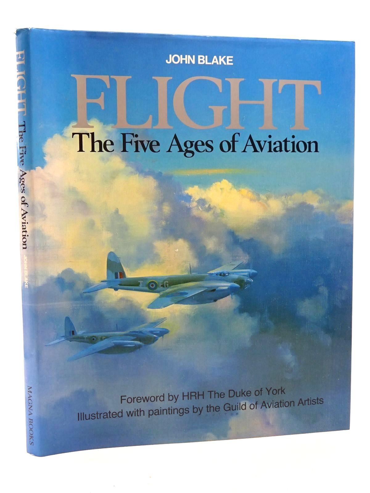 Photo of FLIGHT THE FIVE AGES OF AVIATION written by Blake, John published by Magna Books (STOCK CODE: 1610482)  for sale by Stella & Rose's Books