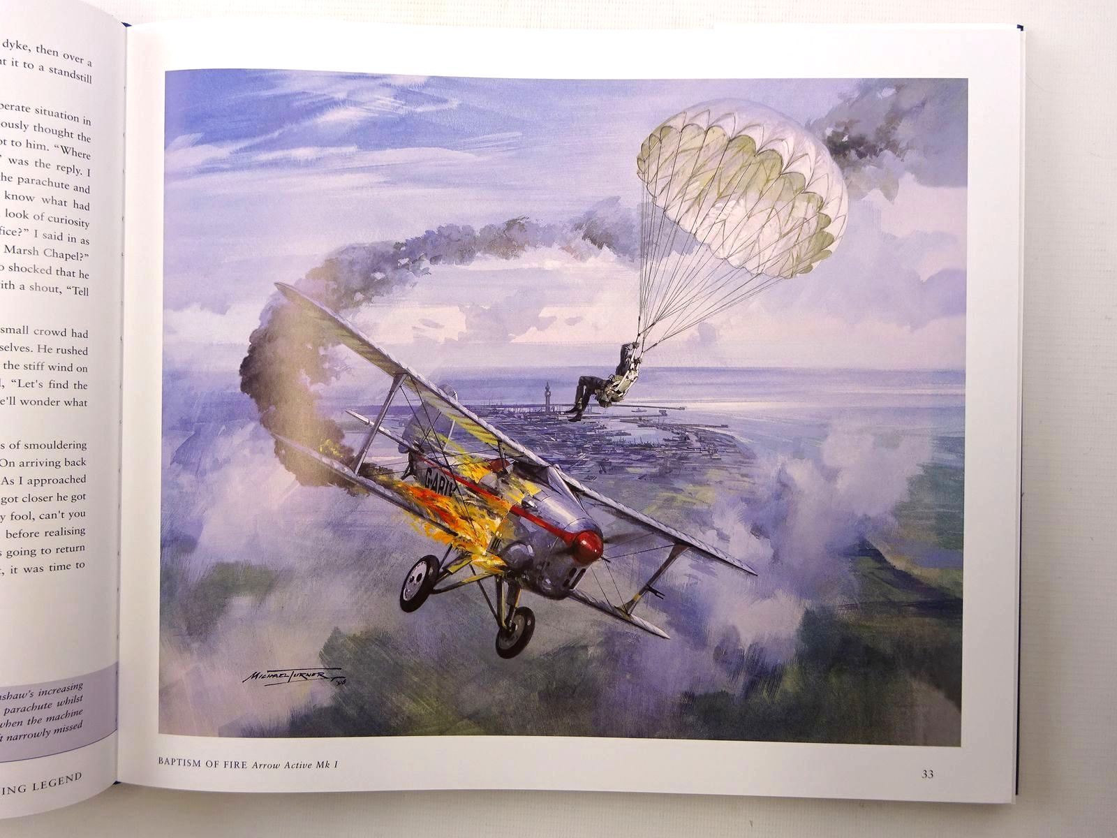 Photo of ALEX HENSHAW A FLYING LEGEND written by Henshaw, Alex illustrated by Turner, Michael published by Ma Publications (STOCK CODE: 1610486)  for sale by Stella & Rose's Books
