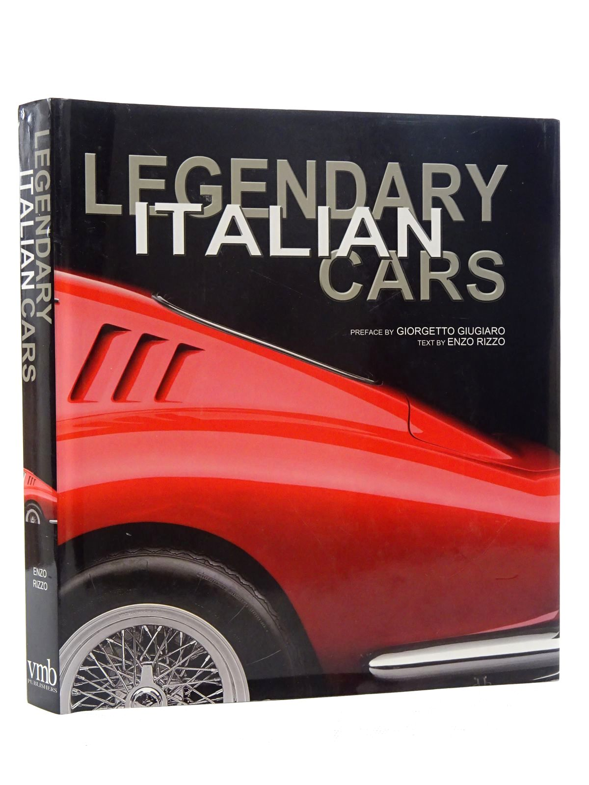 Photo of LEGENDARY ITALIAN CARS written by Rizzo, Enzo published by Vmb Publishers (STOCK CODE: 1610521)  for sale by Stella & Rose's Books