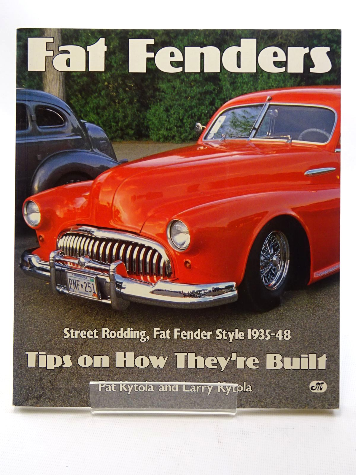 Photo of FAT FENDERS written by Kytola, Pat<br />Kytola, Larry published by Motorbooks International (STOCK CODE: 1610527)  for sale by Stella & Rose's Books