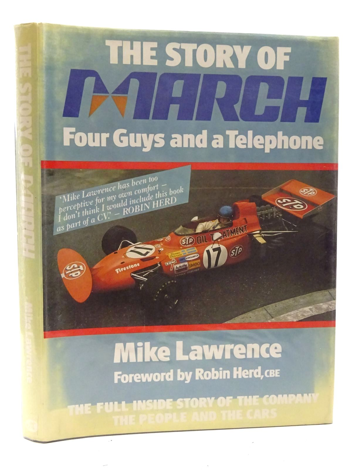 Photo of THE STORY OF MARCH written by Lawrence, Mike published by Aston Publications (STOCK CODE: 1610555)  for sale by Stella & Rose's Books