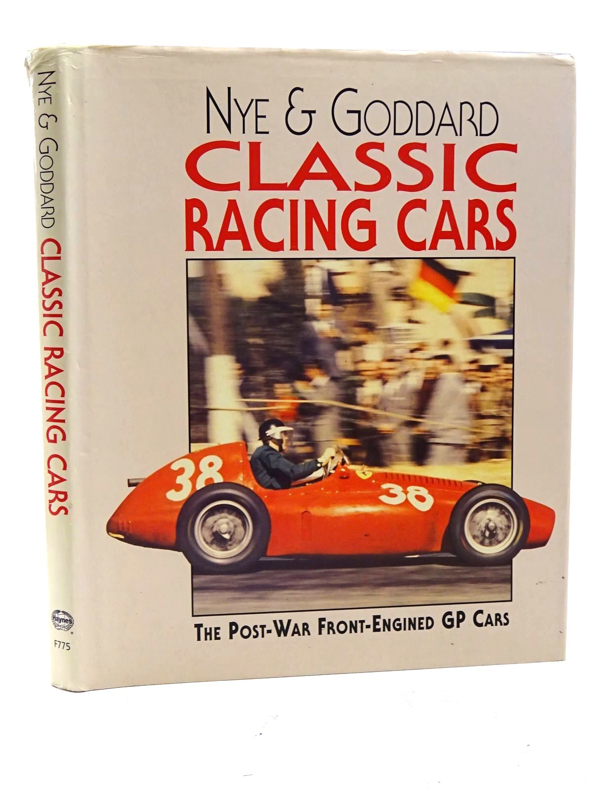 Photo of CLASSIC RACING CARS written by Nye, Doug<br />Goddard, Geoff published by Haynes Publishing Group (STOCK CODE: 1610568)  for sale by Stella & Rose's Books