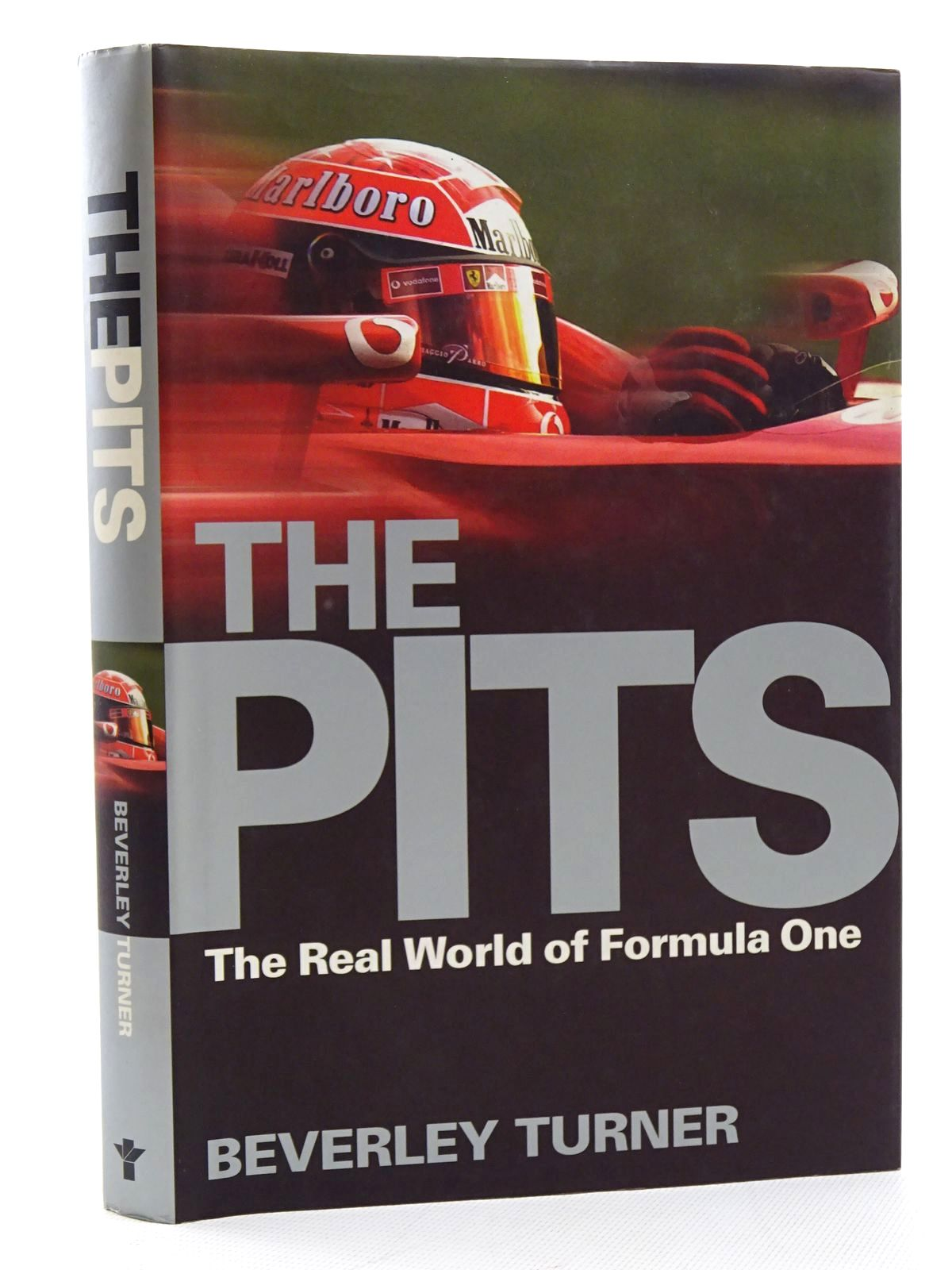 Photo of THE PITS THE REAL WORLD OF FORMULA ONE written by Turner, Beverley published by Atlantic Books (STOCK CODE: 1610597)  for sale by Stella & Rose's Books
