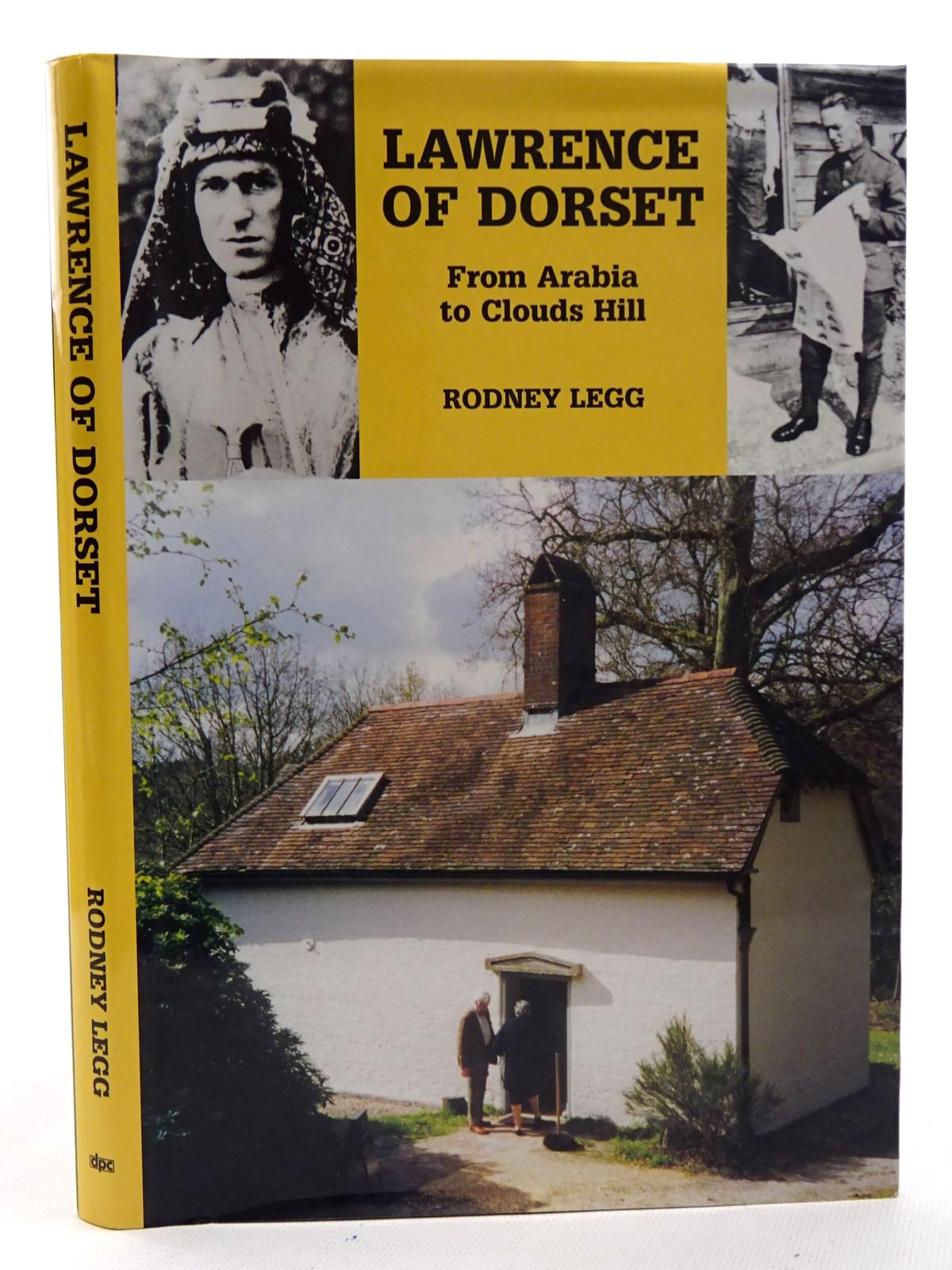 Photo of LAWRENCE OF DORSET written by Legg, Rodney published by Dorset Publishing Company (STOCK CODE: 1610609)  for sale by Stella & Rose's Books