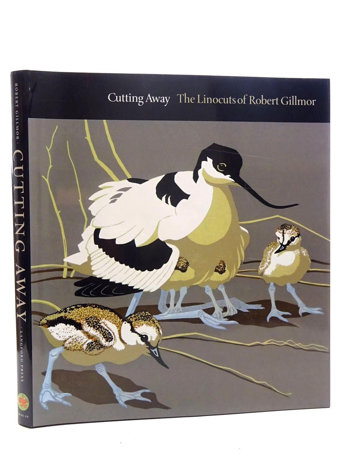 Photo of CUTTING AWAY: THE LINOCUTS OF ROBERT GILLMOR written by Gillmor, Robert published by Langford Press (STOCK CODE: 1610662)  for sale by Stella & Rose's Books